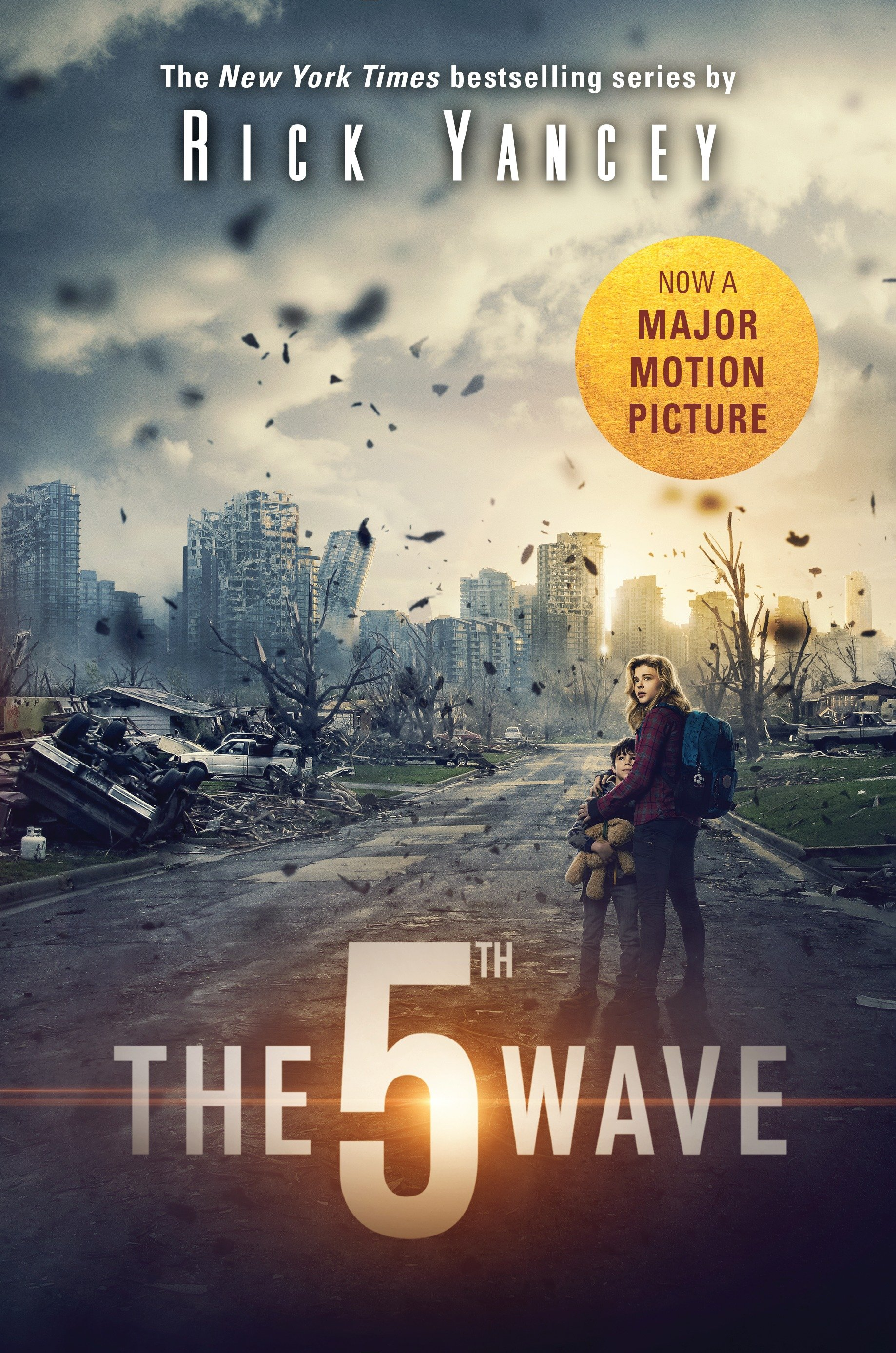 Cover Image of The 5th Wave
