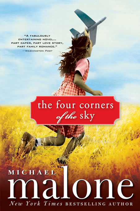 Cover Image of The Four Corners of the Sky