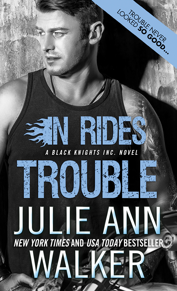 Cover Image of In Rides Trouble