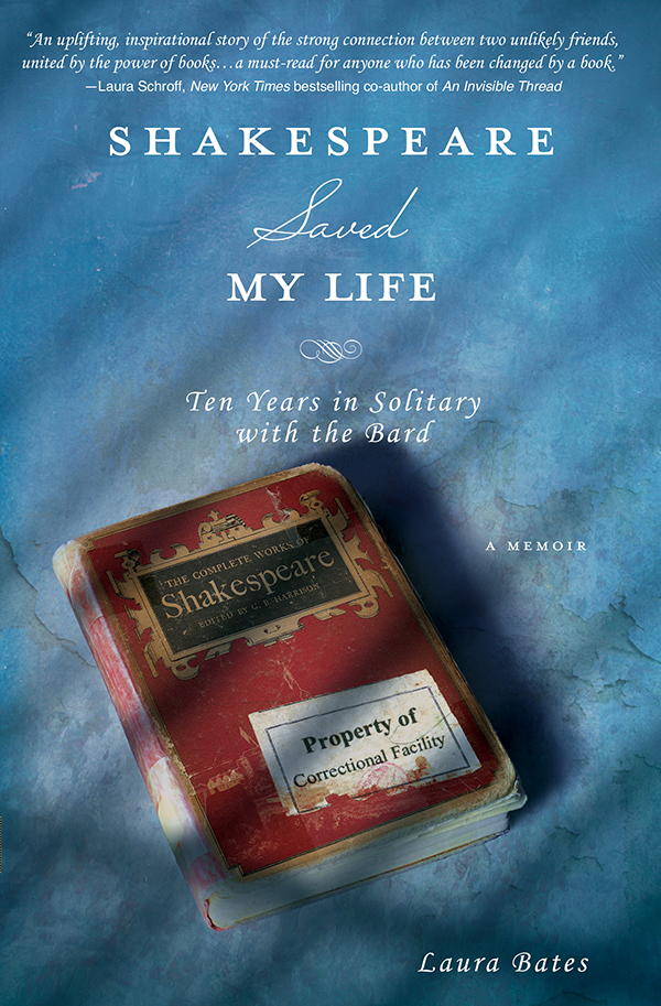 Cover Image of Shakespeare Saved My Life