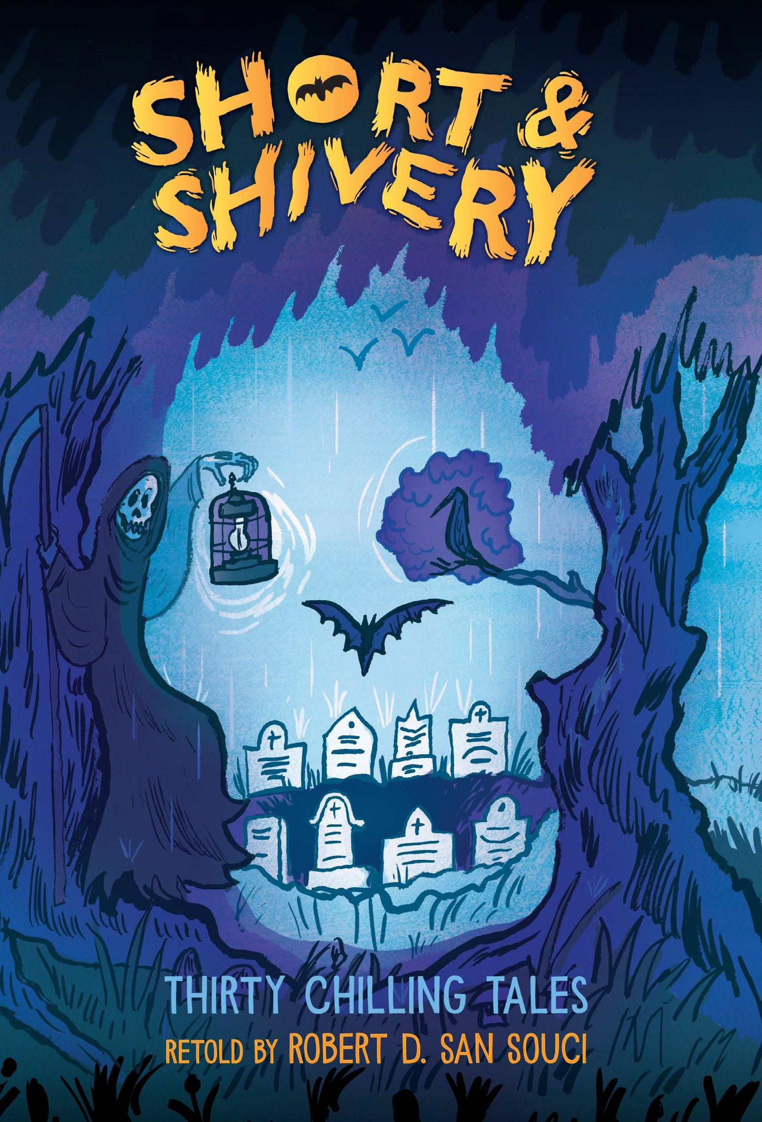 Cover Image of Short & Shivery