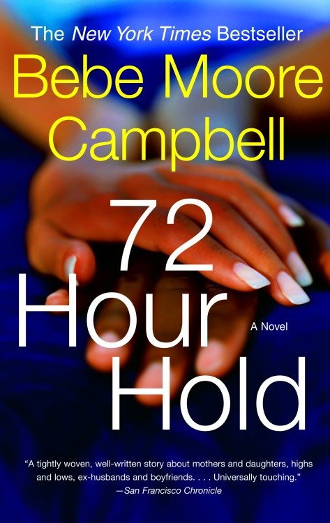 Cover Image of 72 Hour Hold