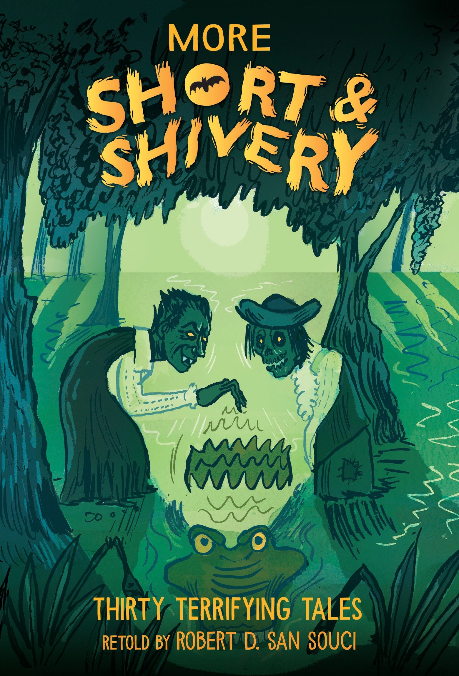 Cover Image of More Short & Shivery