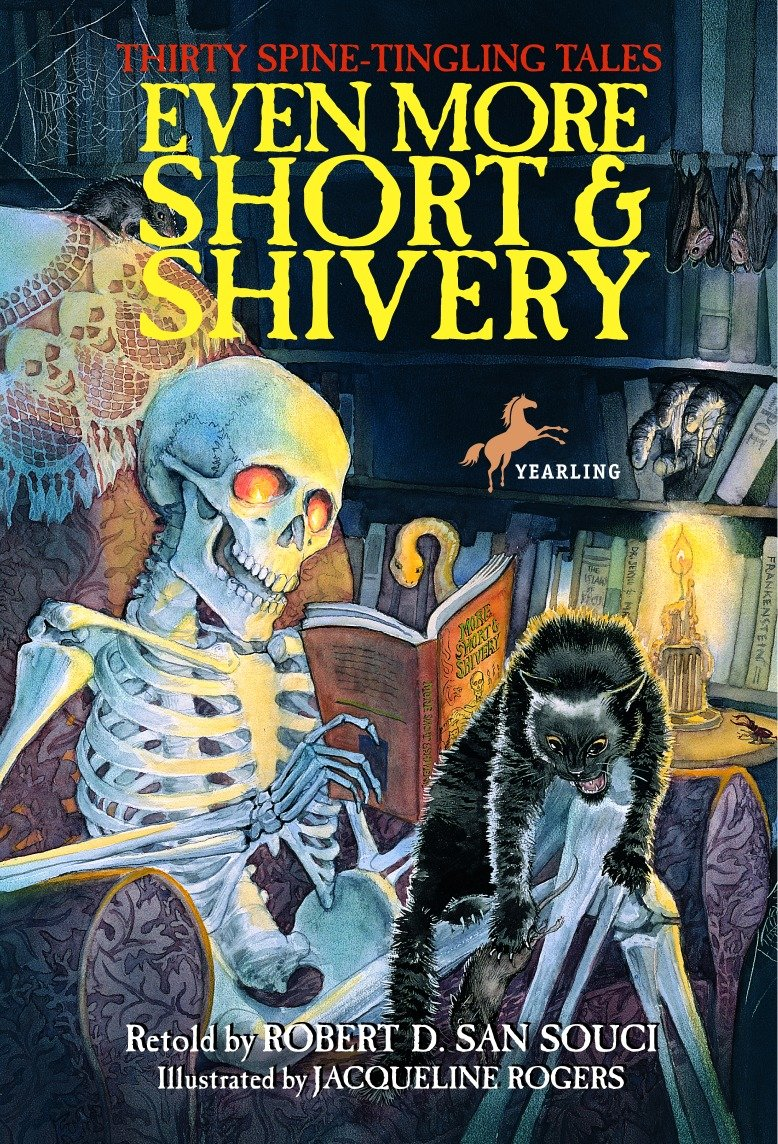 Cover Image of Even More Short & Shivery
