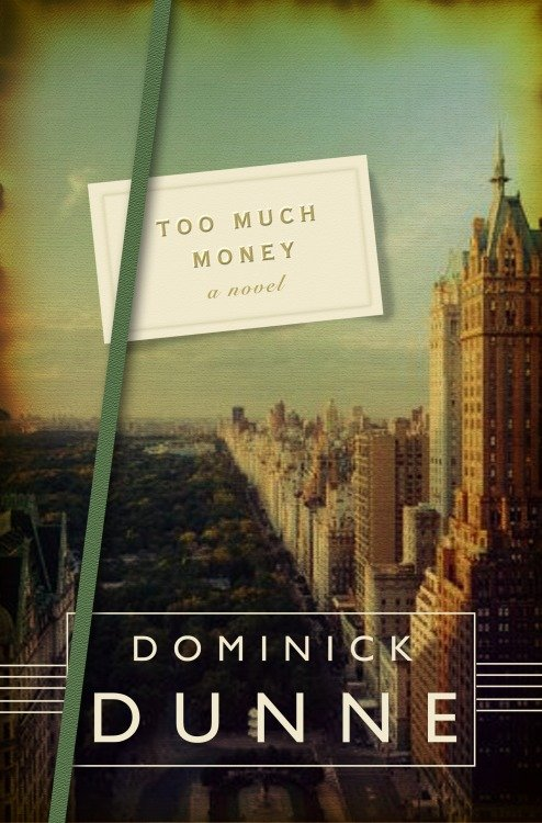 Cover Image of Too Much Money
