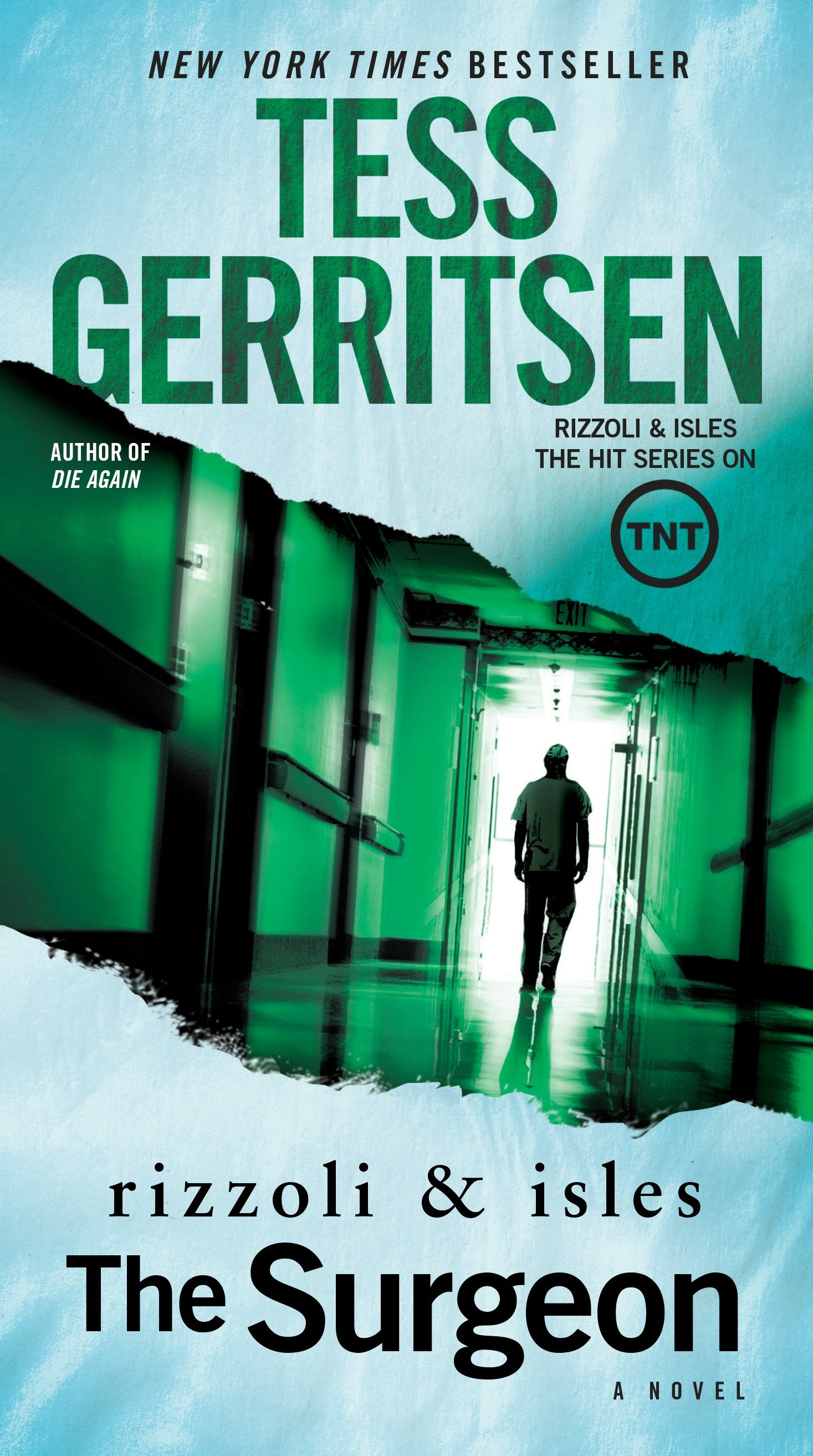 Cover Image of The Surgeon: A Rizzoli & Isles Novel