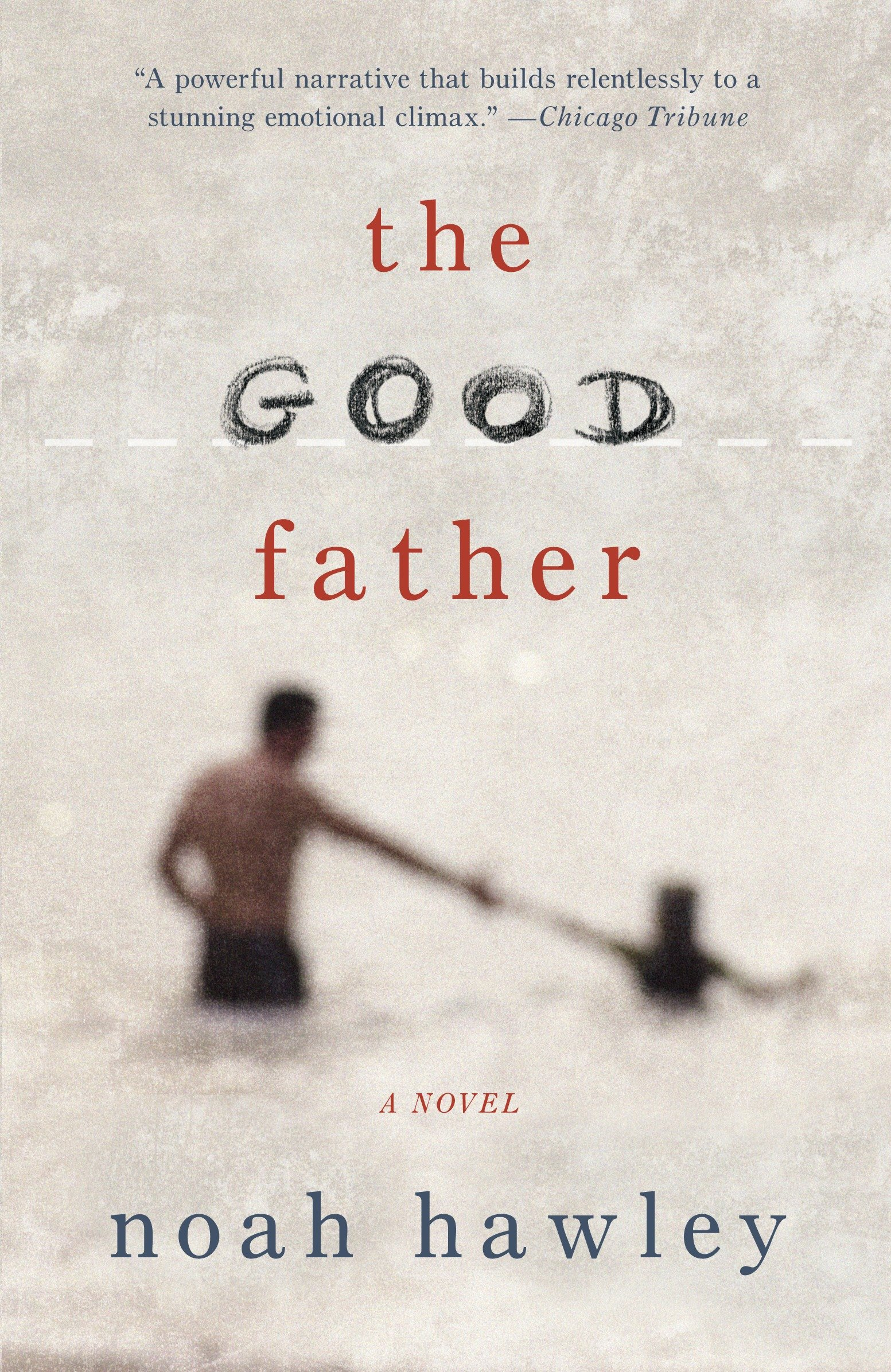 Cover Image of The Good Father