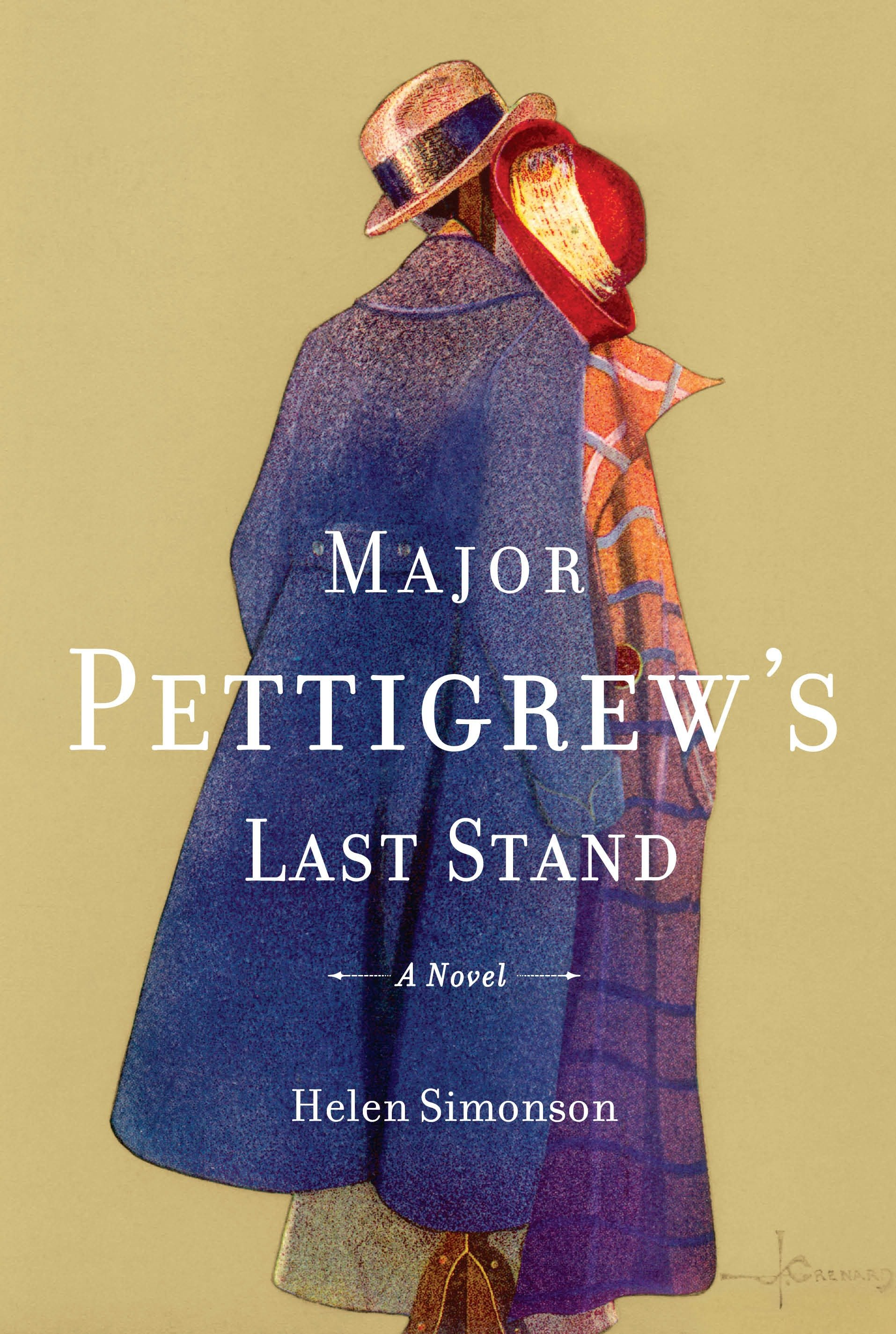 Cover Image of Major Pettigrew's Last Stand
