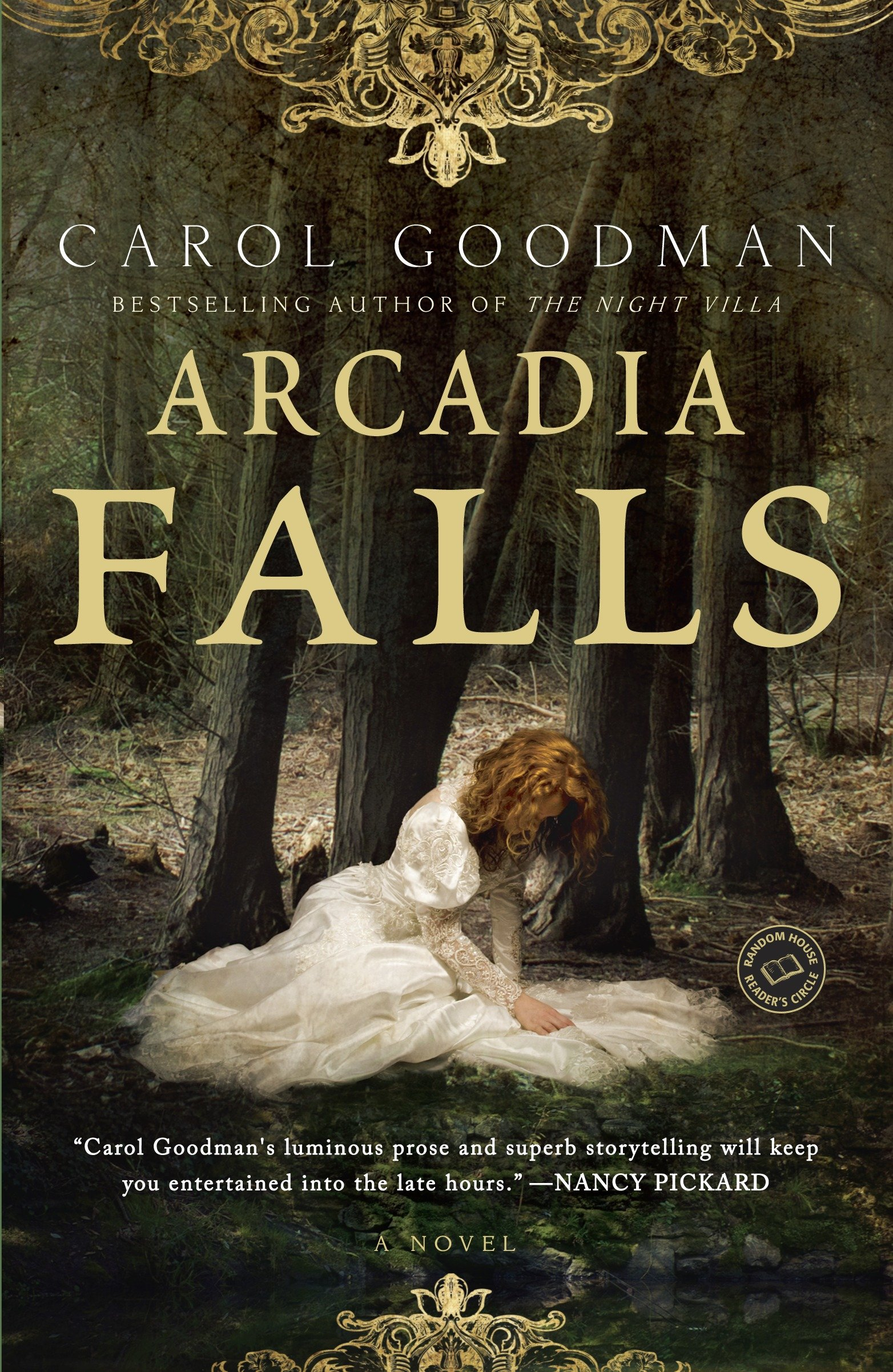 Cover Image of Arcadia Falls