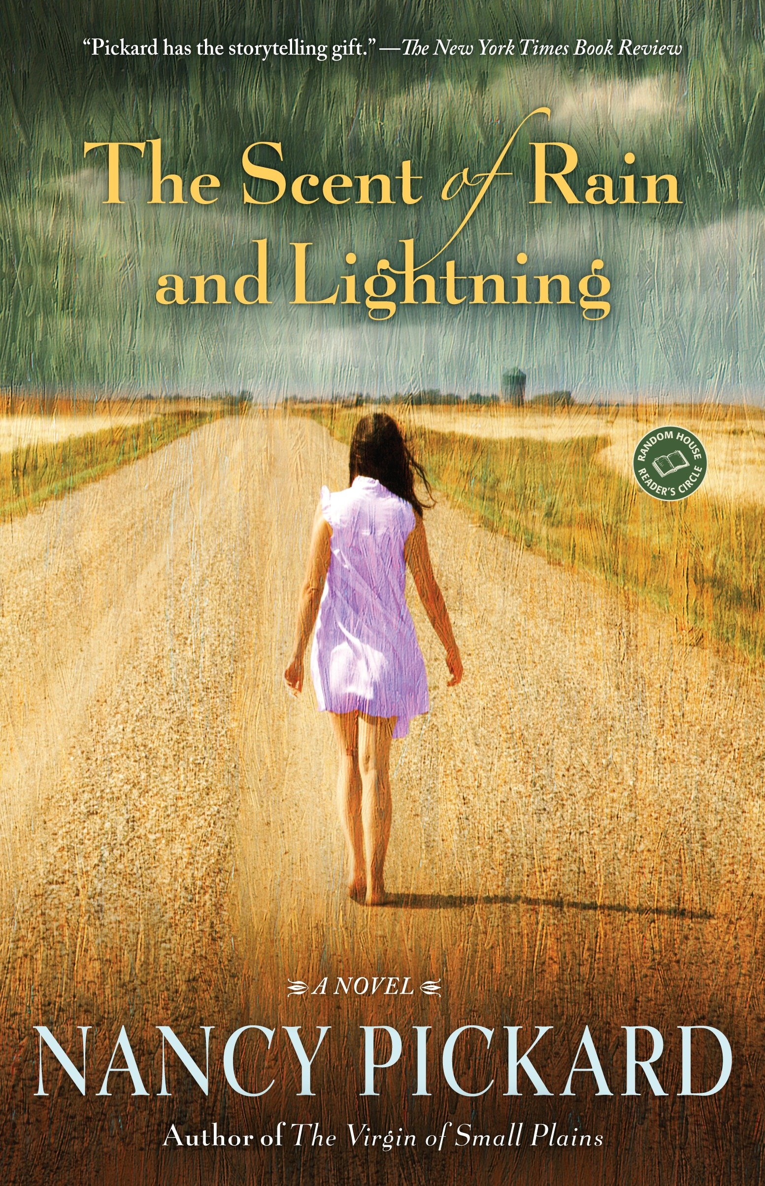 Cover Image of The Scent of Rain and Lightning