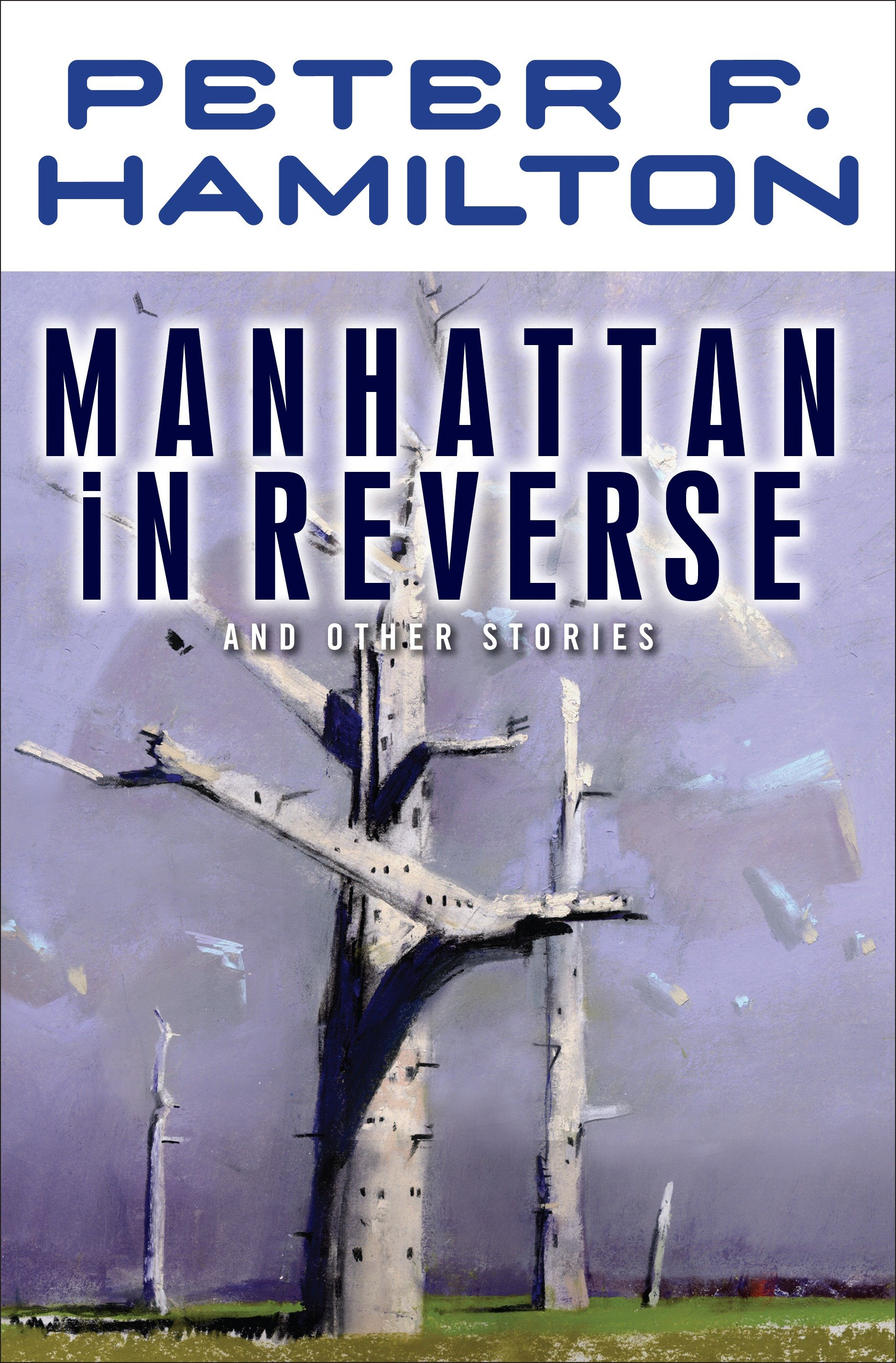 Cover Image of Manhattan In Reverse
