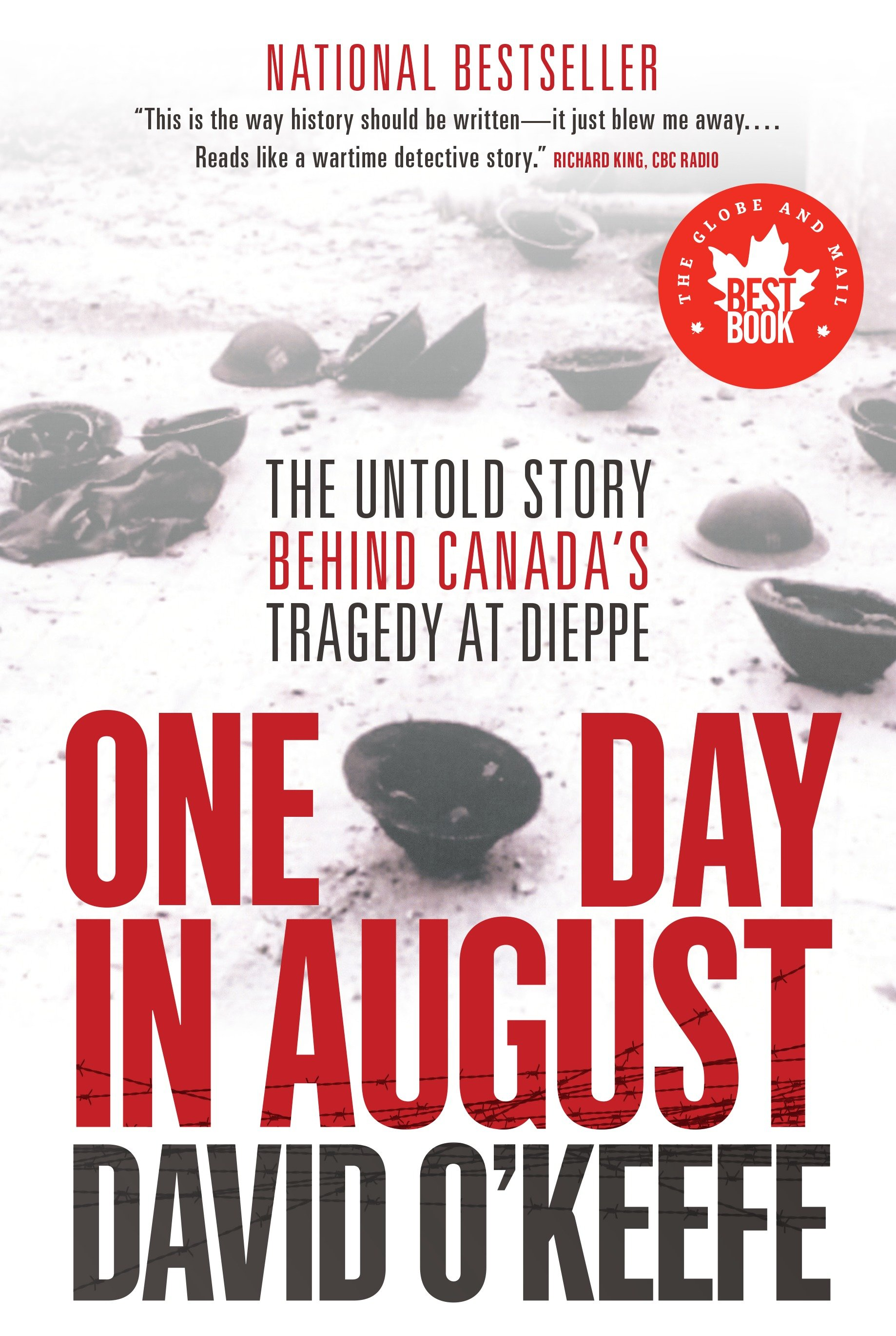 Cover Image of One Day in August