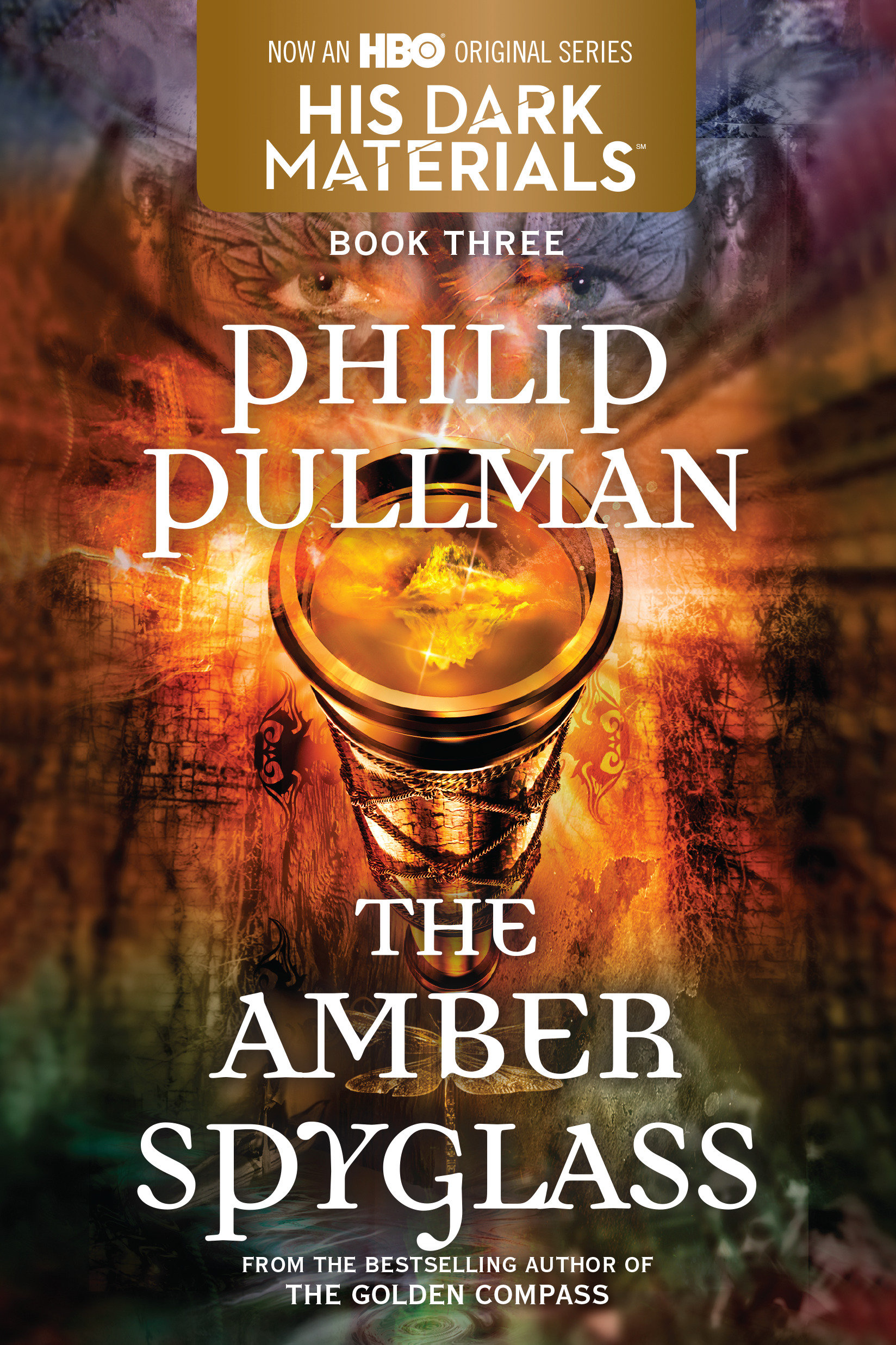 Cover Image of His Dark Materials: The Amber Spyglass (Book 3)