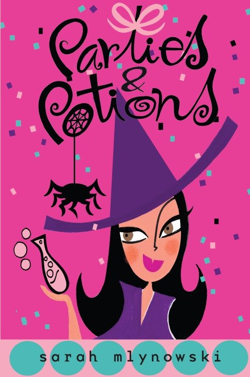 Cover Image of Parties & Potions