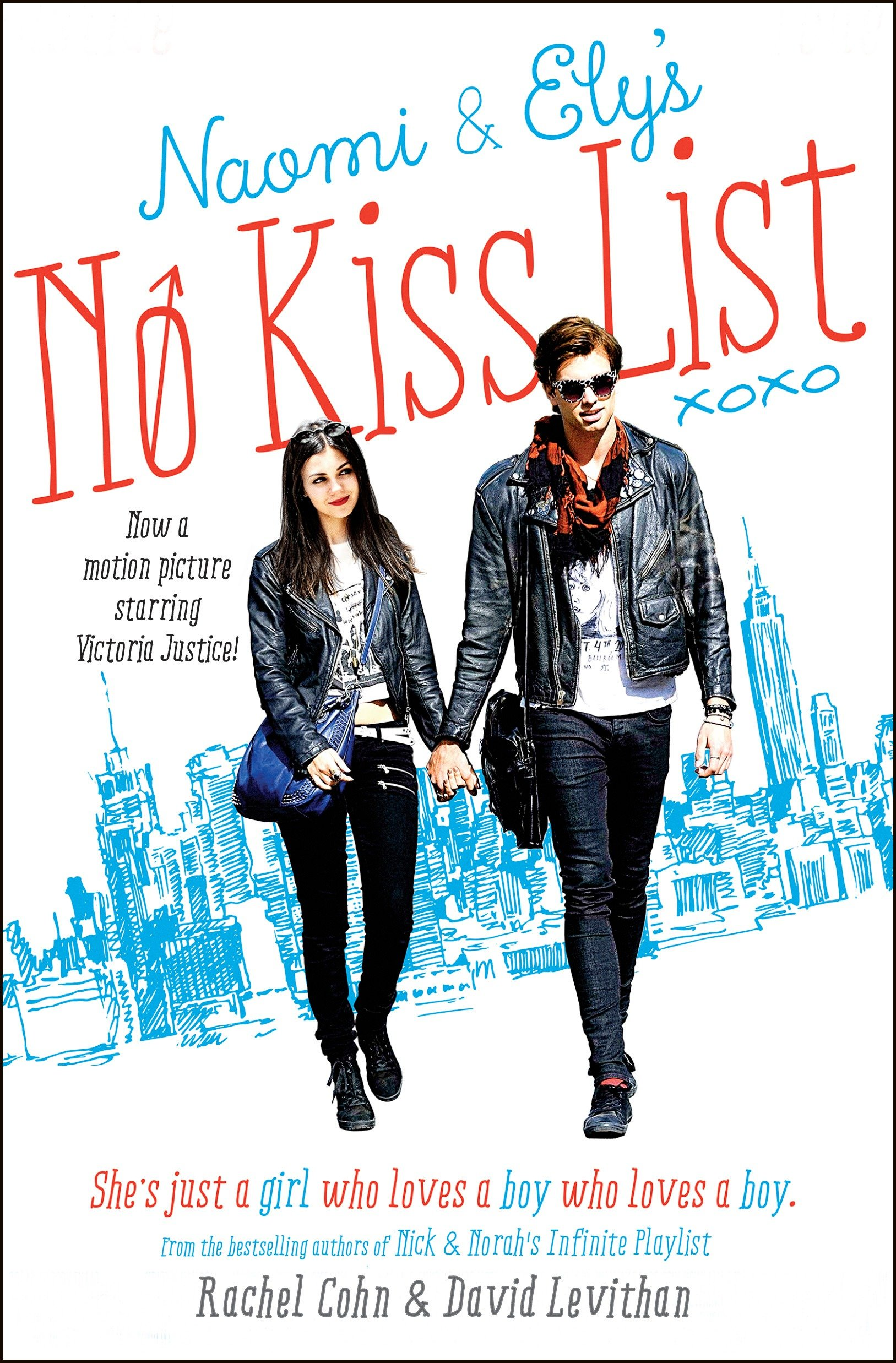 Cover Image of Naomi and Ely's No Kiss List