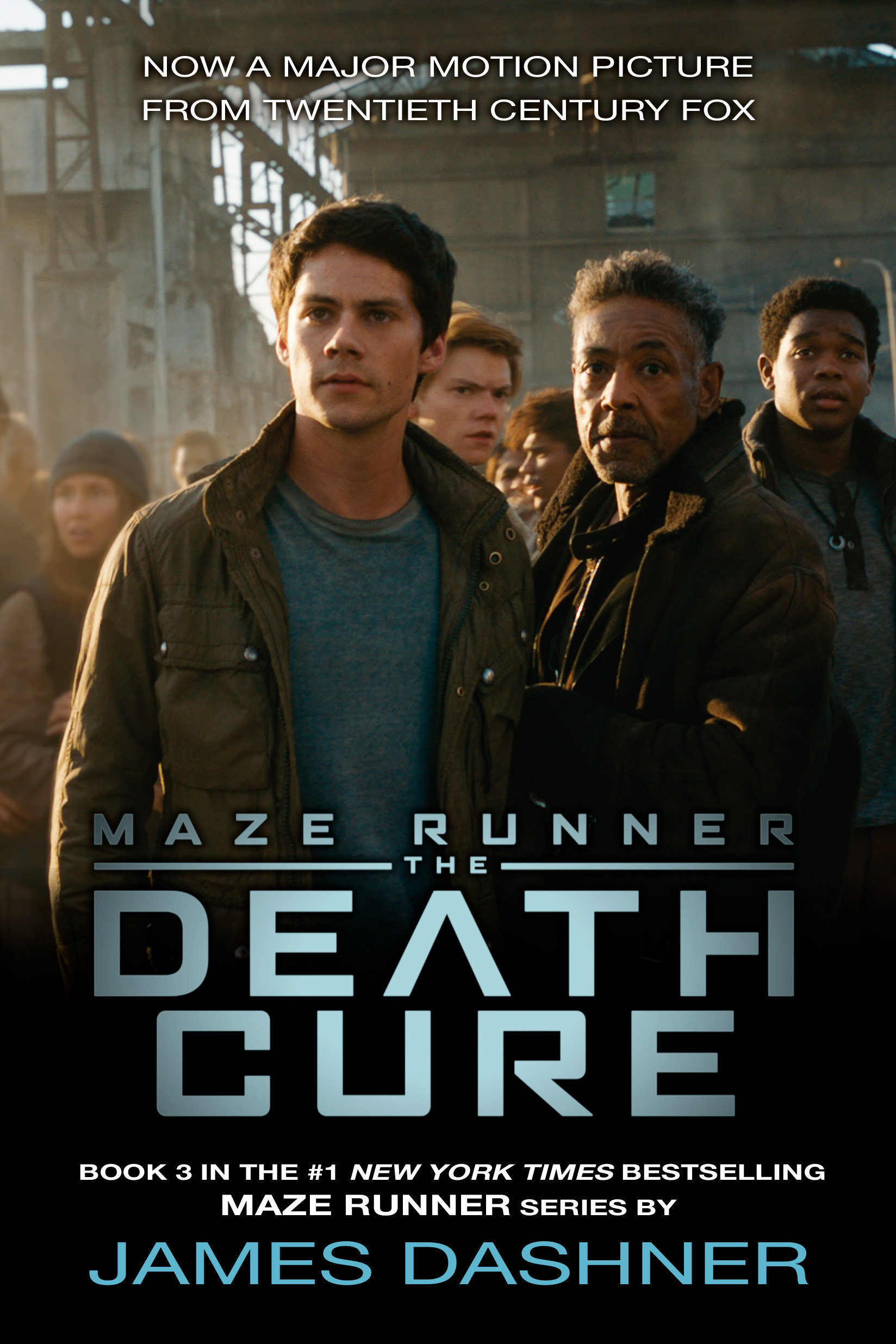 Cover Image of The Death Cure (Maze Runner, Book Three)
