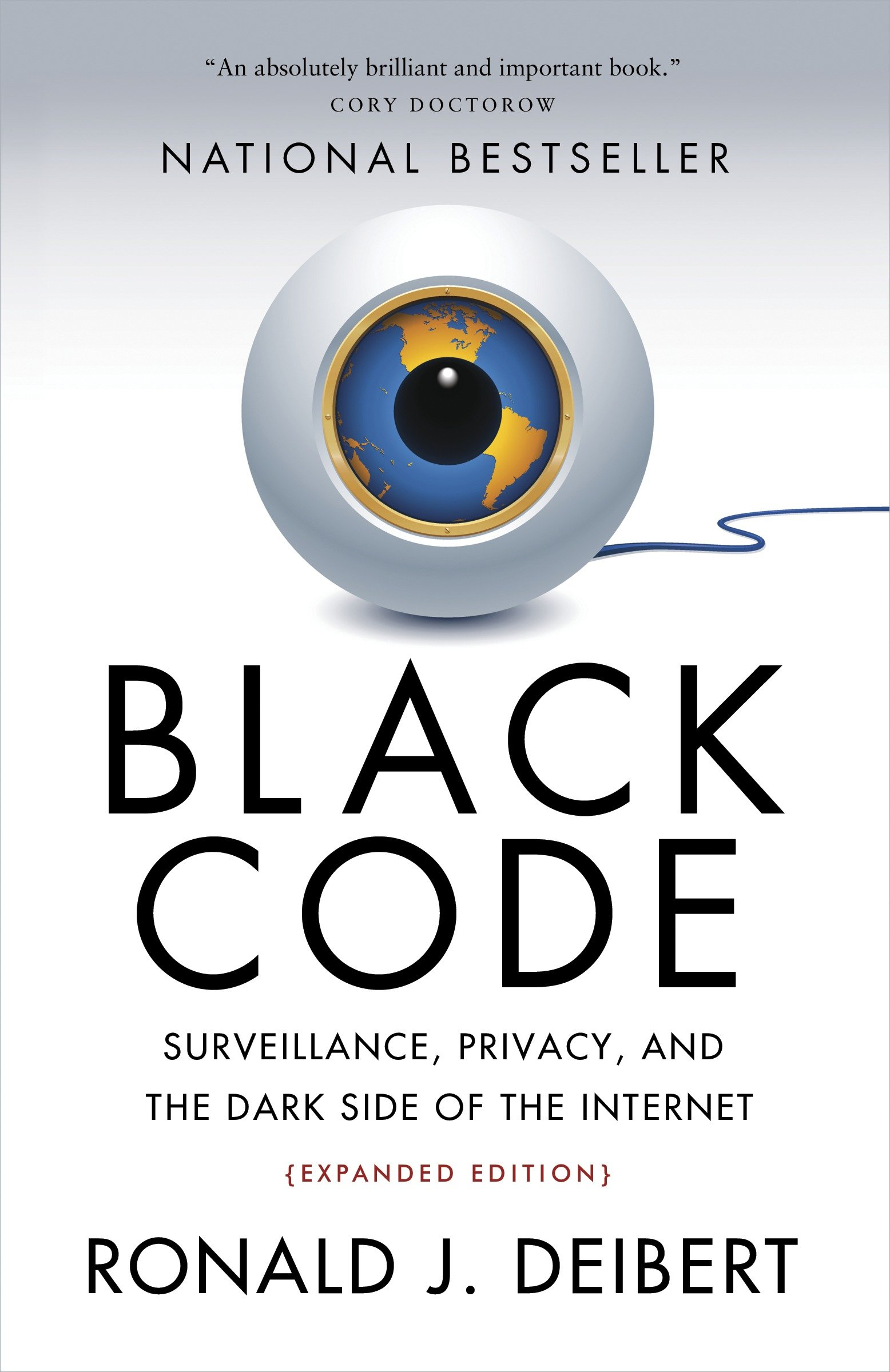 Cover Image of Black Code