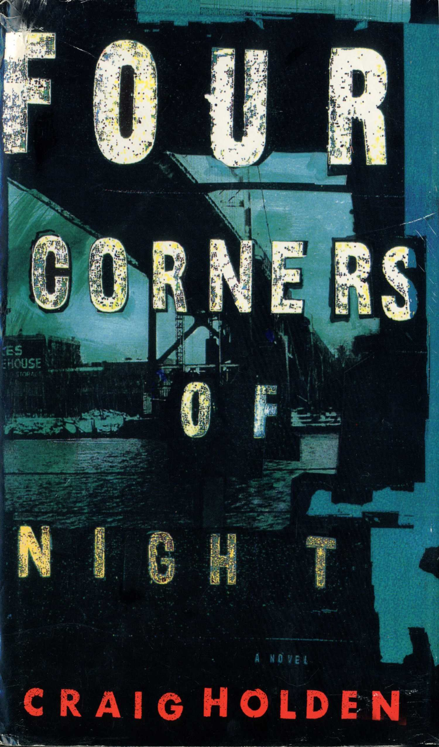 Cover Image of Four Corners of Night