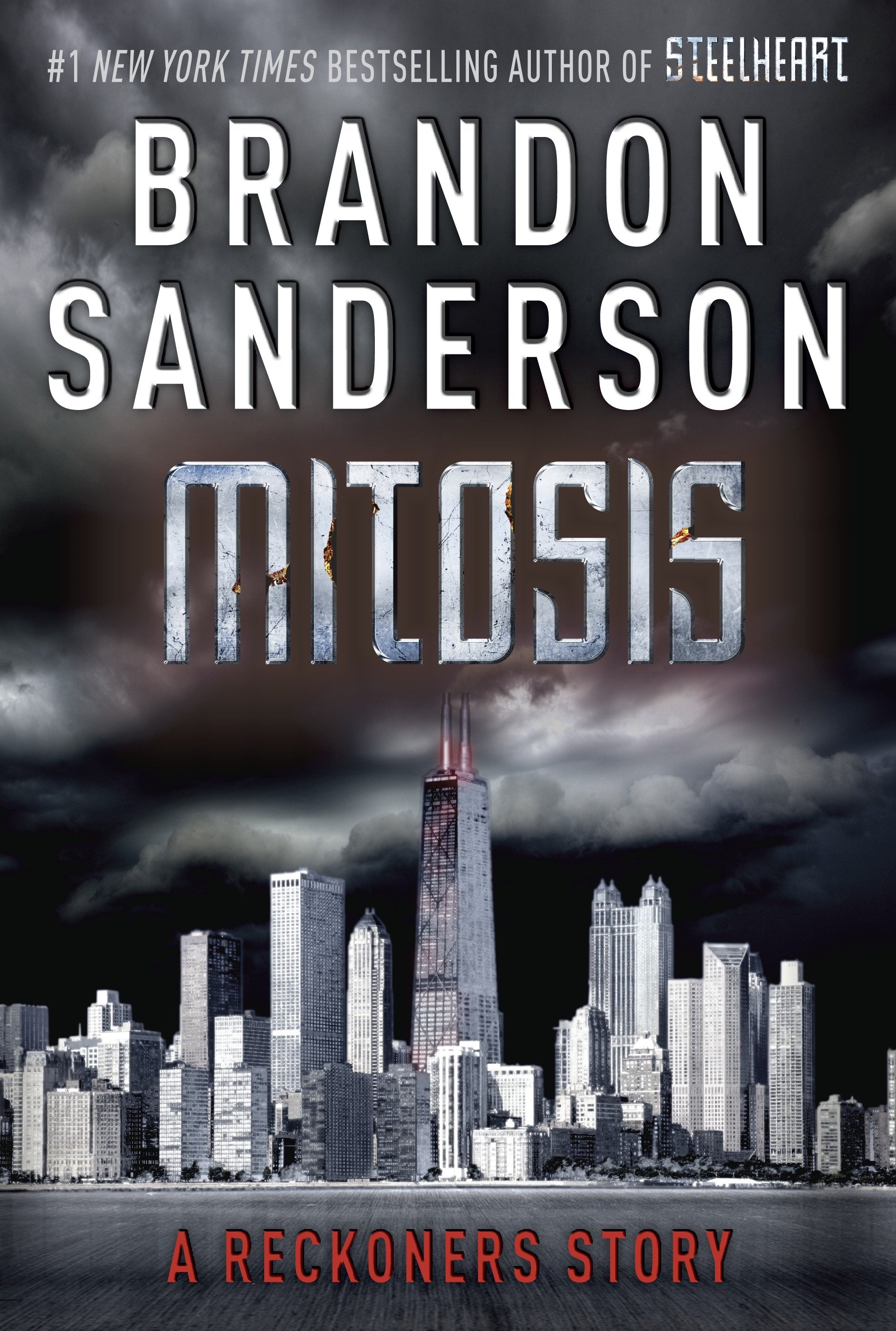Cover Image of Mitosis: A Reckoners Story
