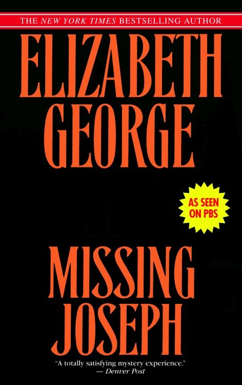 Cover Image of Missing Joseph