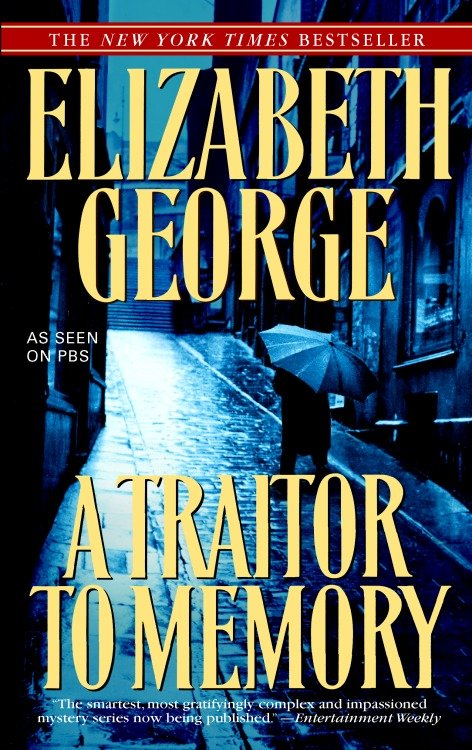 Cover Image of A Traitor to Memory
