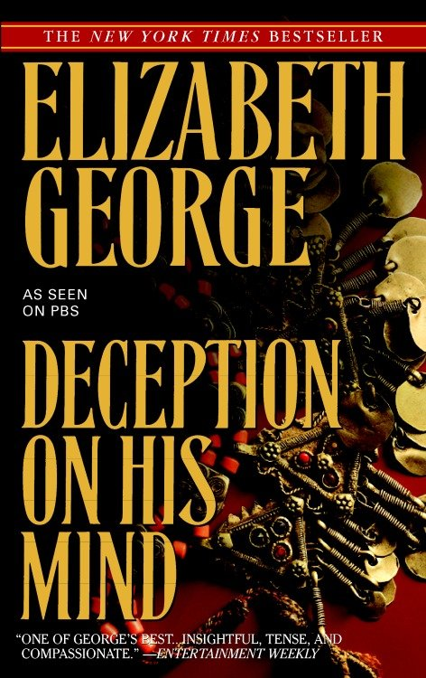 Cover Image of Deception on His Mind