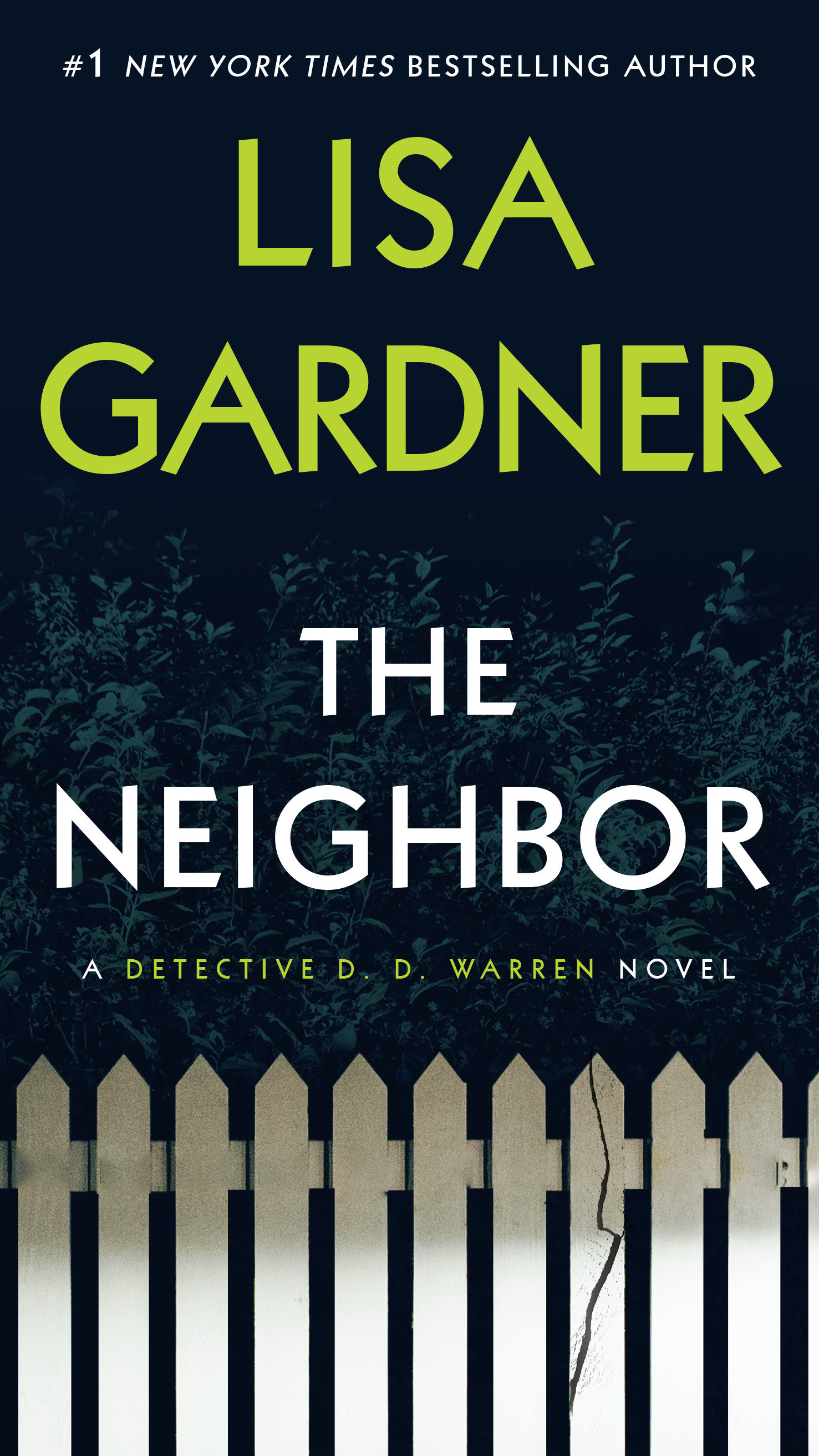 Cover Image of The Neighbor