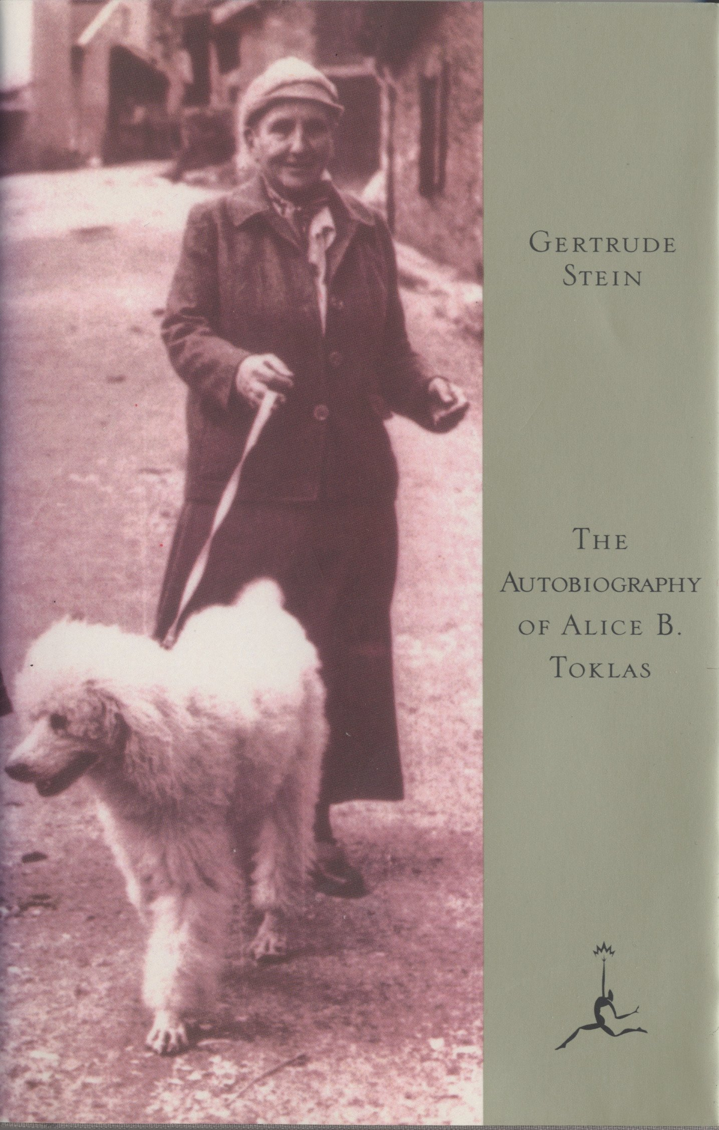 Cover Image of The Autobiography of Alice B. Toklas