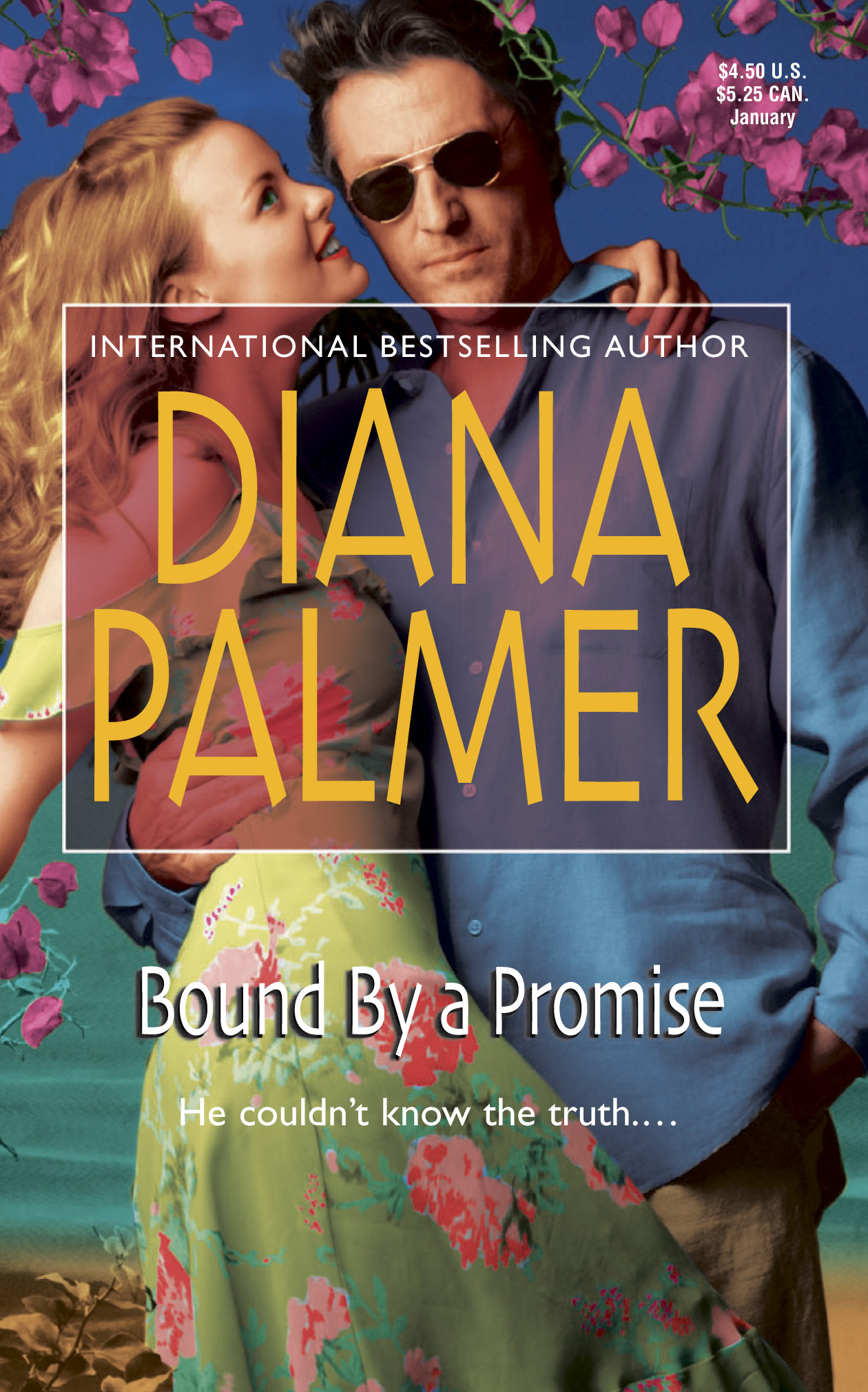 Cover Image of Bound by a Promise