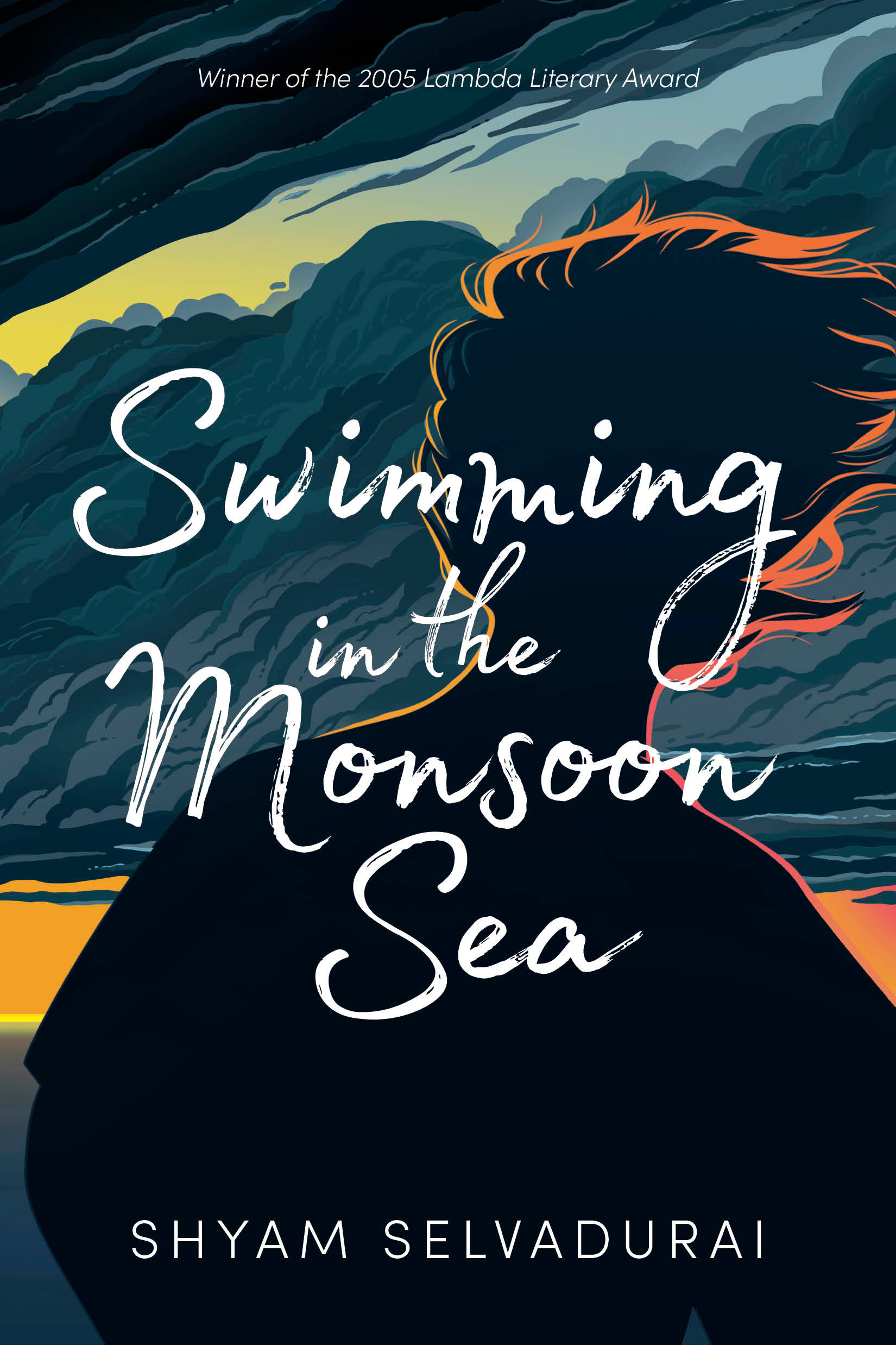 Cover Image of Swimming in the Monsoon Sea