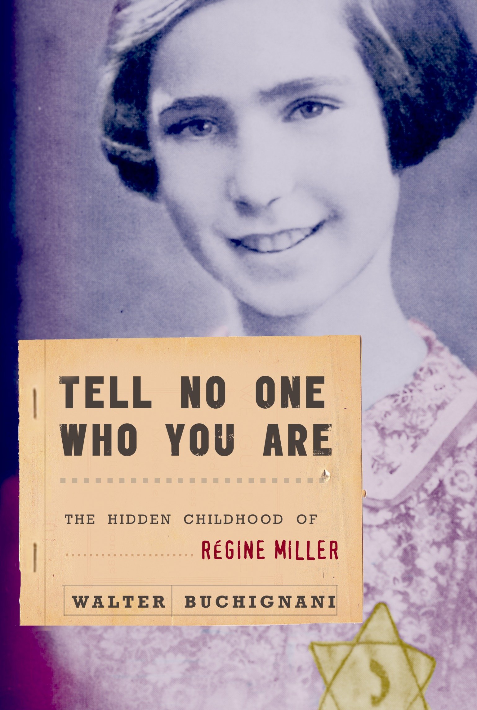 Cover Image of Tell No One Who You Are