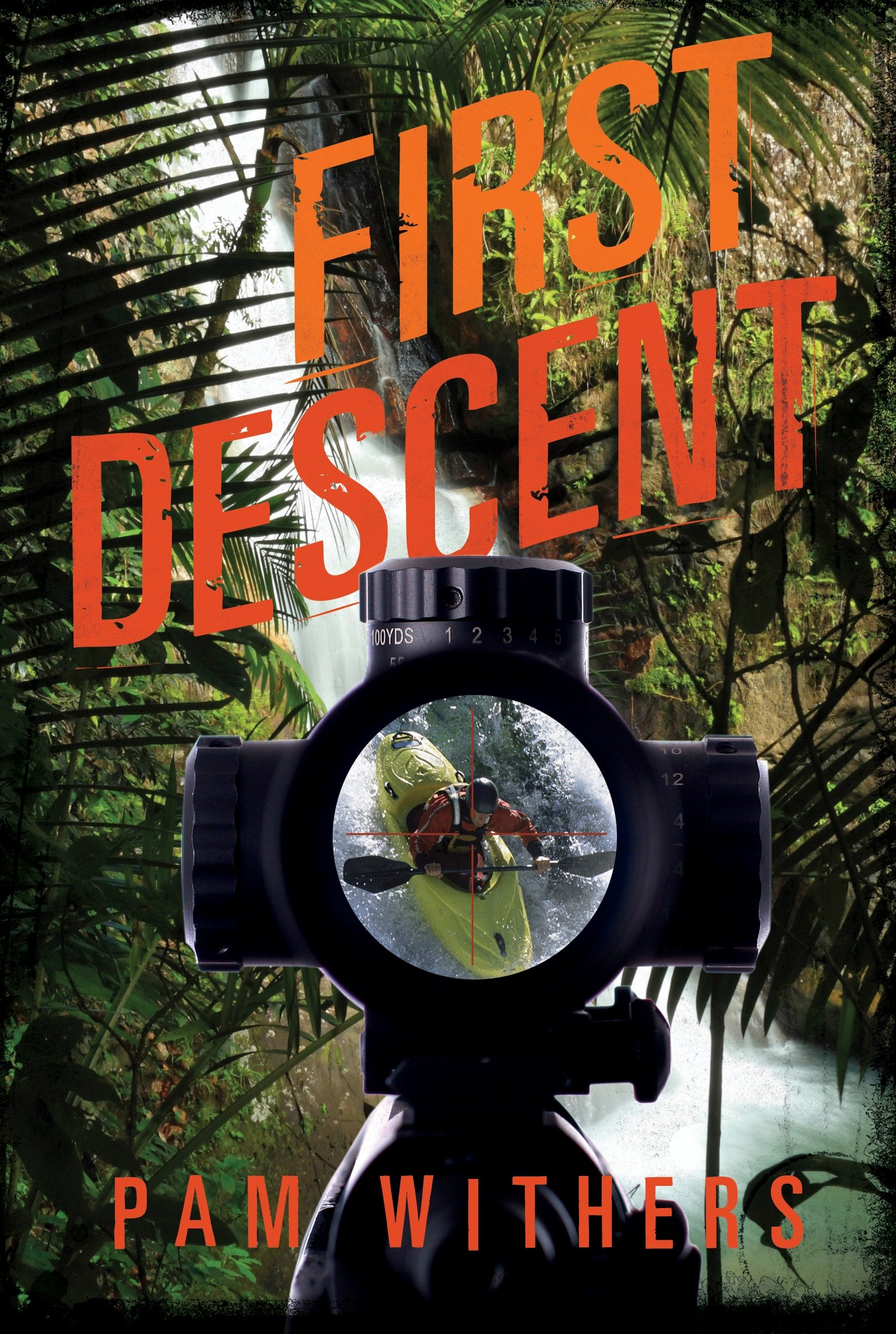 Cover Image of First Descent