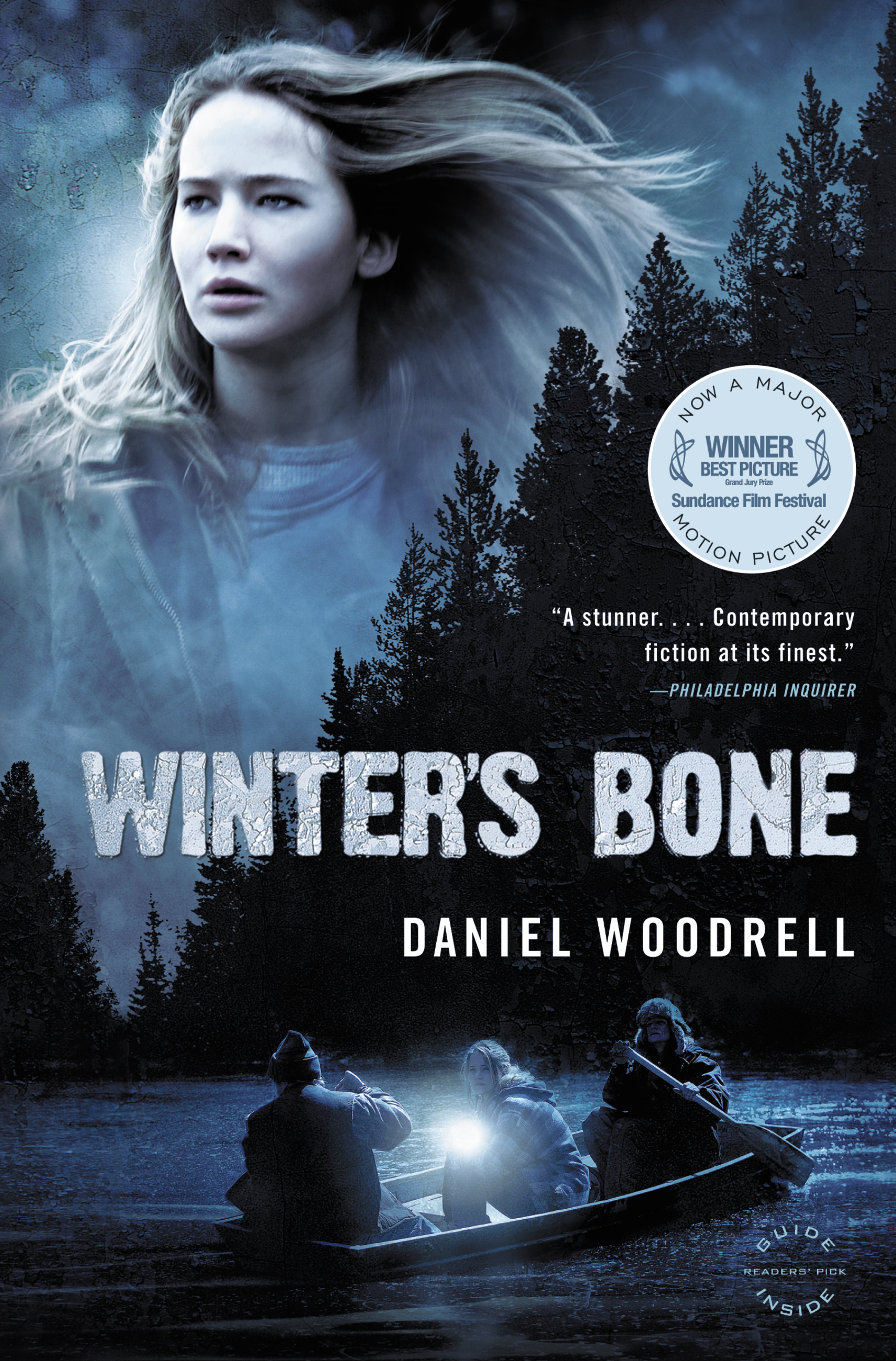 Cover Image of Winter's Bone