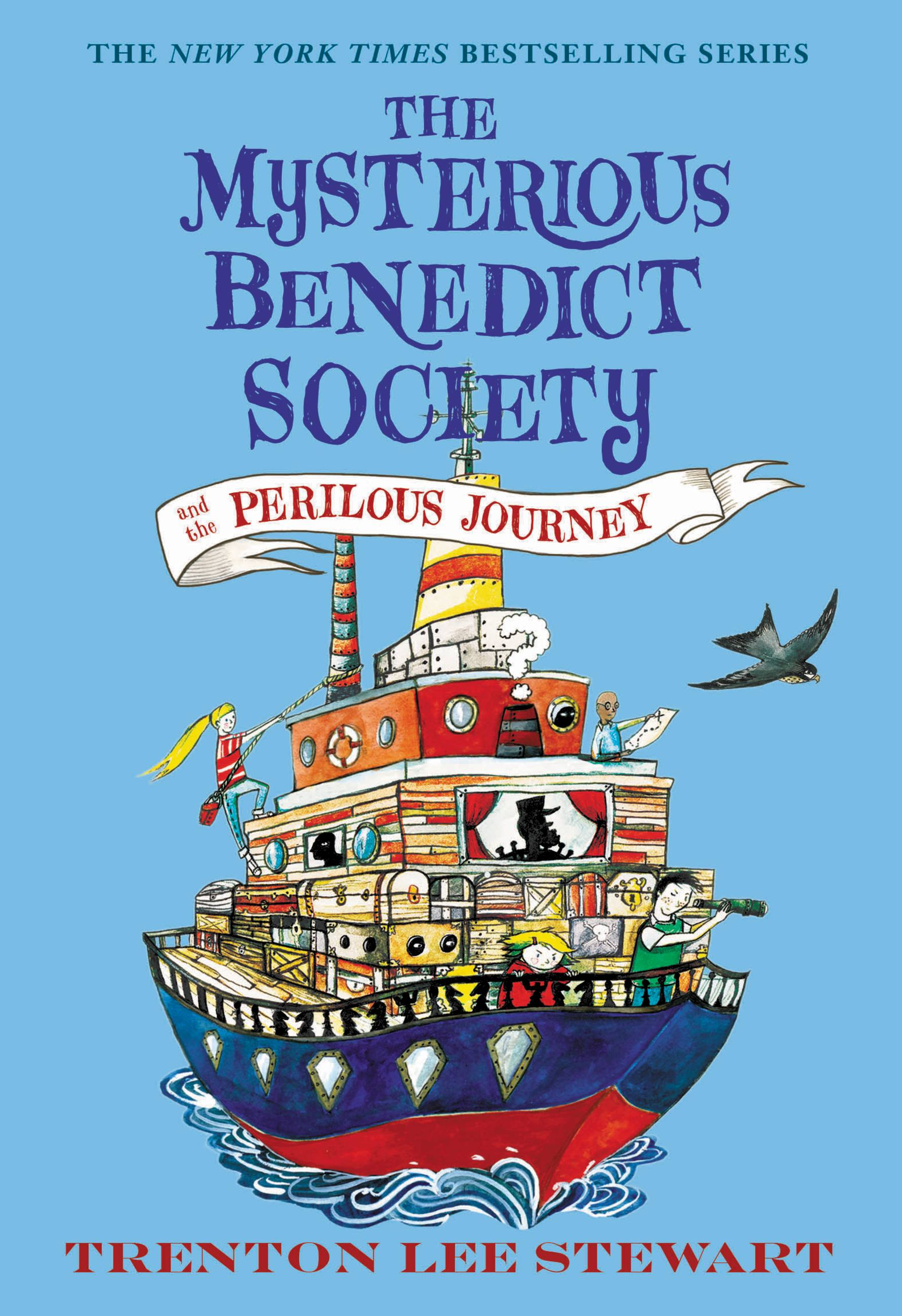 Cover Image of The Mysterious Benedict Society and the Perilous Journey