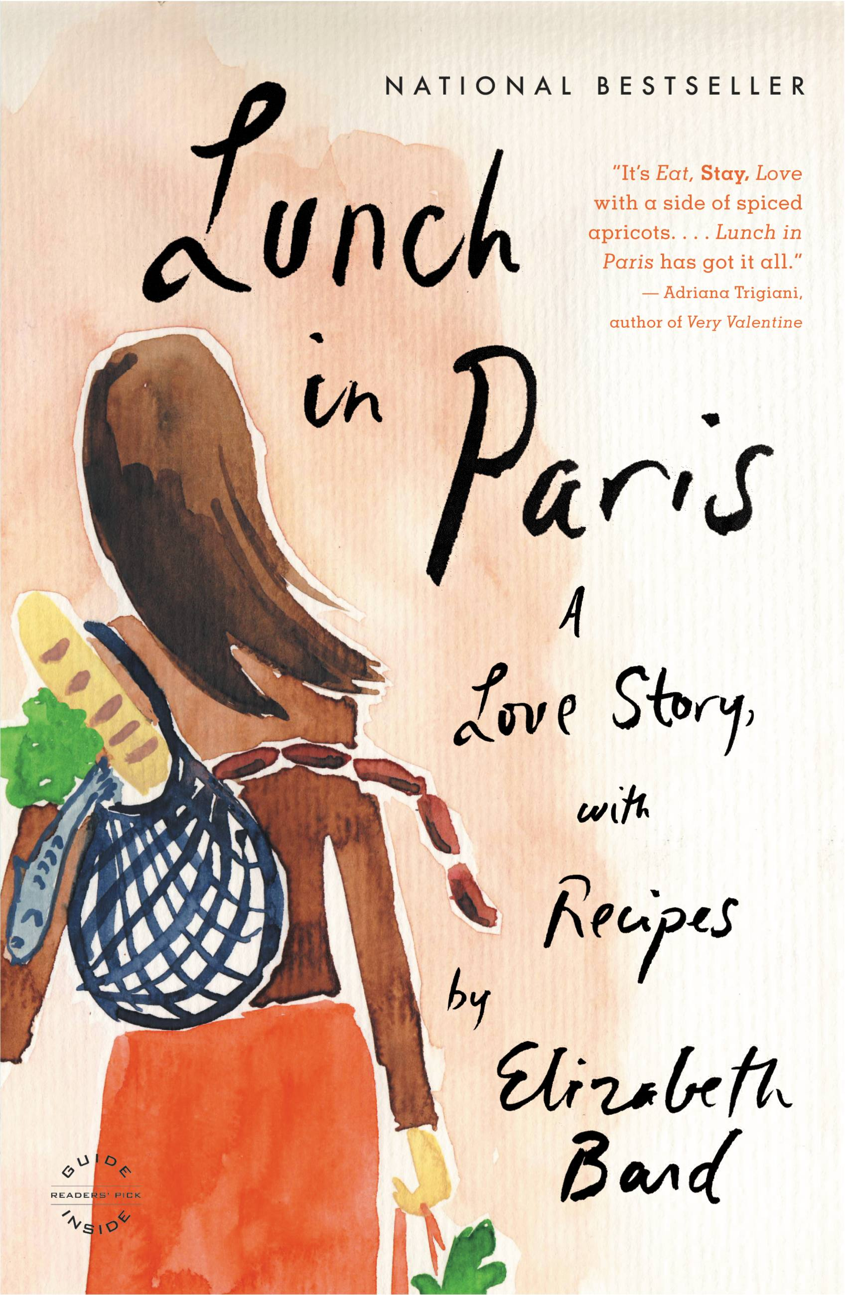 Cover Image of Lunch in Paris