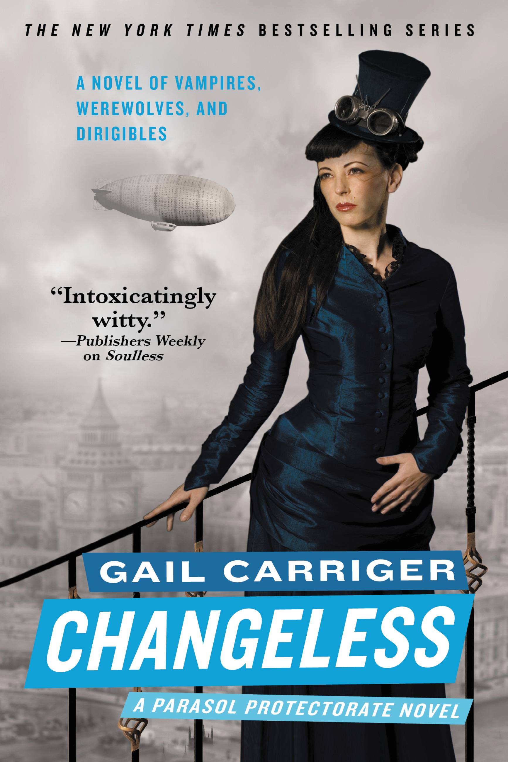 Cover Image of Changeless