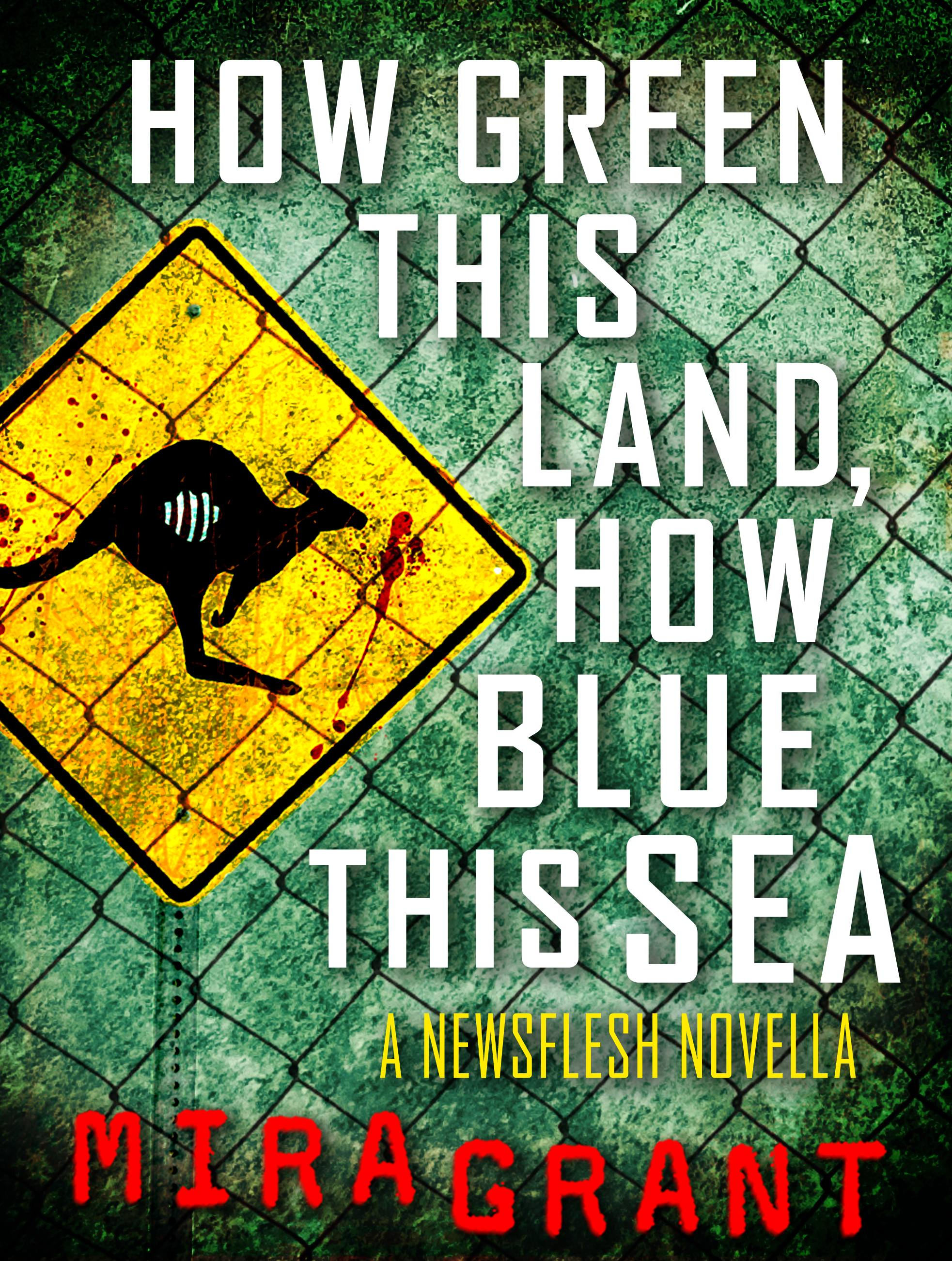Cover Image of How Green This Land, How Blue This Sea