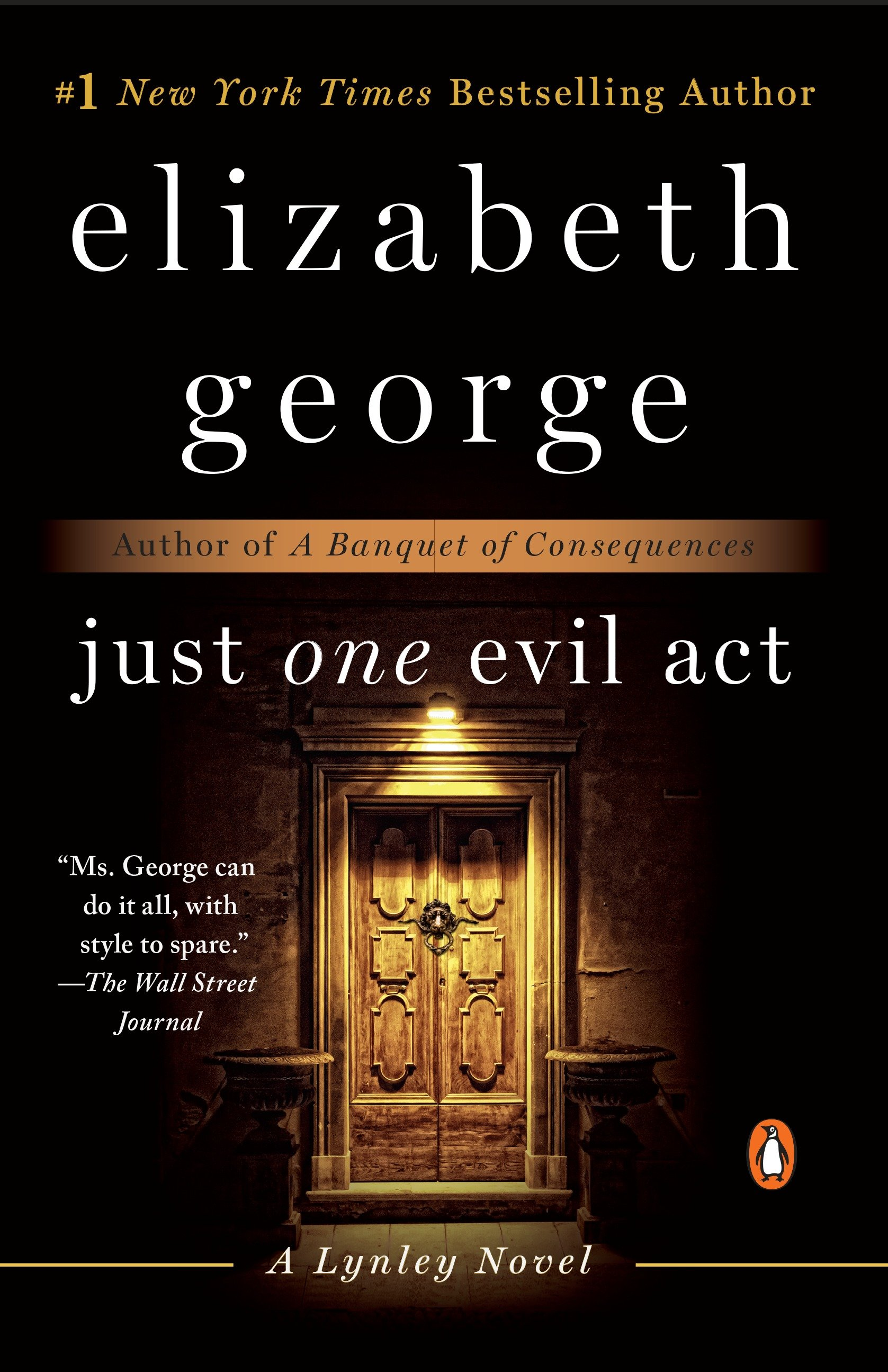 Cover Image of Just One Evil Act