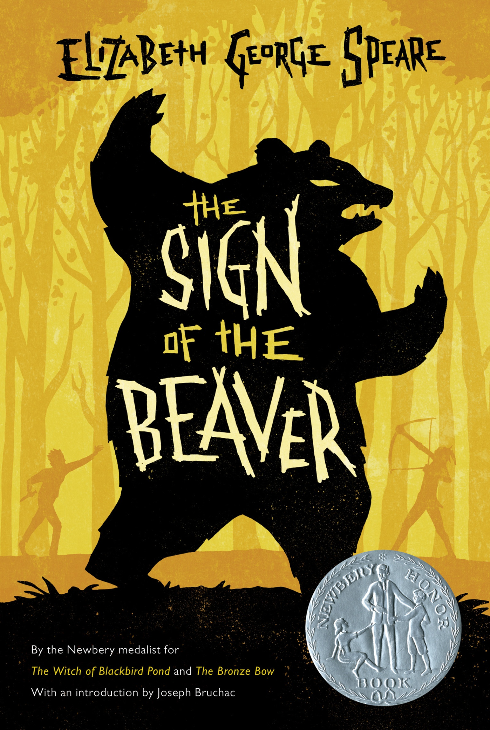 Cover Image of The Sign of the Beaver