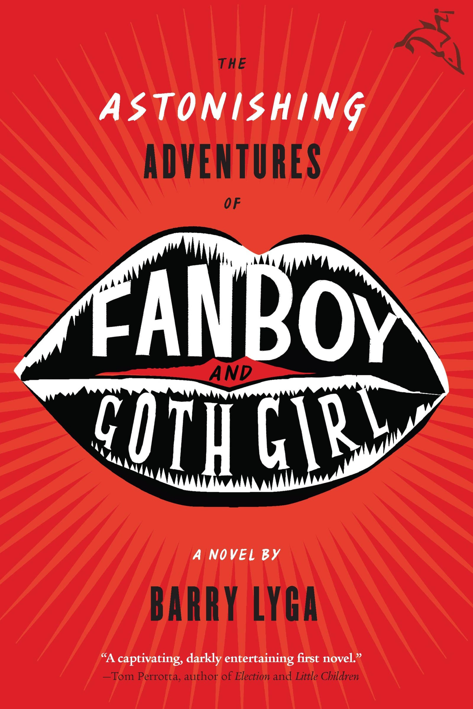 Cover Image of The Astonishing Adventures of Fanboy and Goth Girl