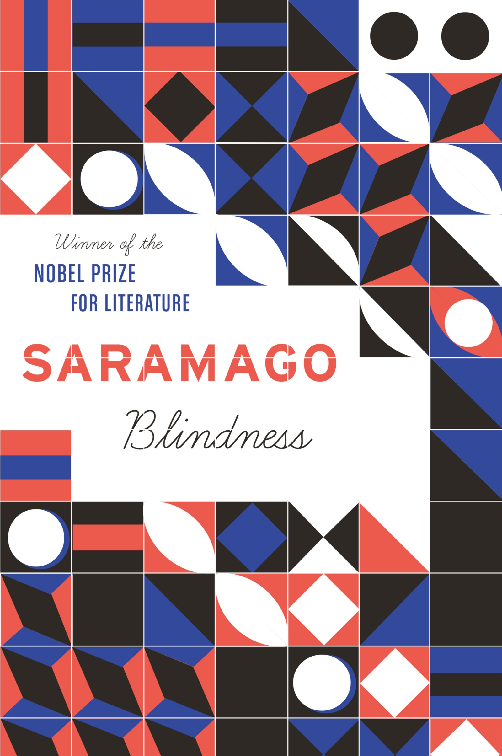Cover Image of Blindness