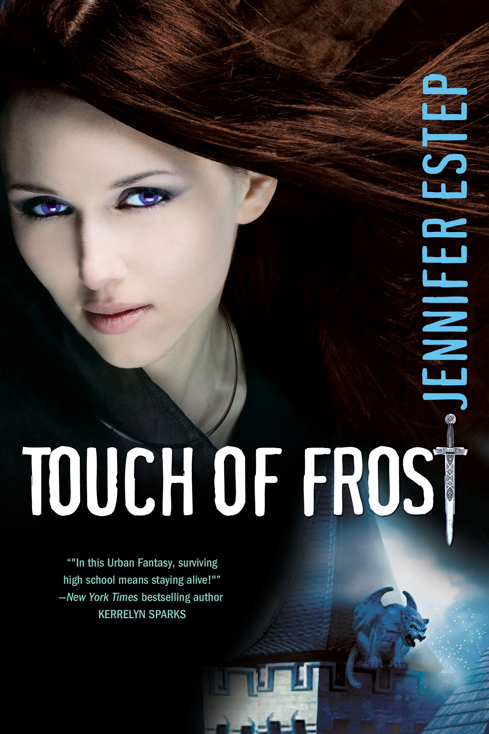 Cover Image of Touch of Frost