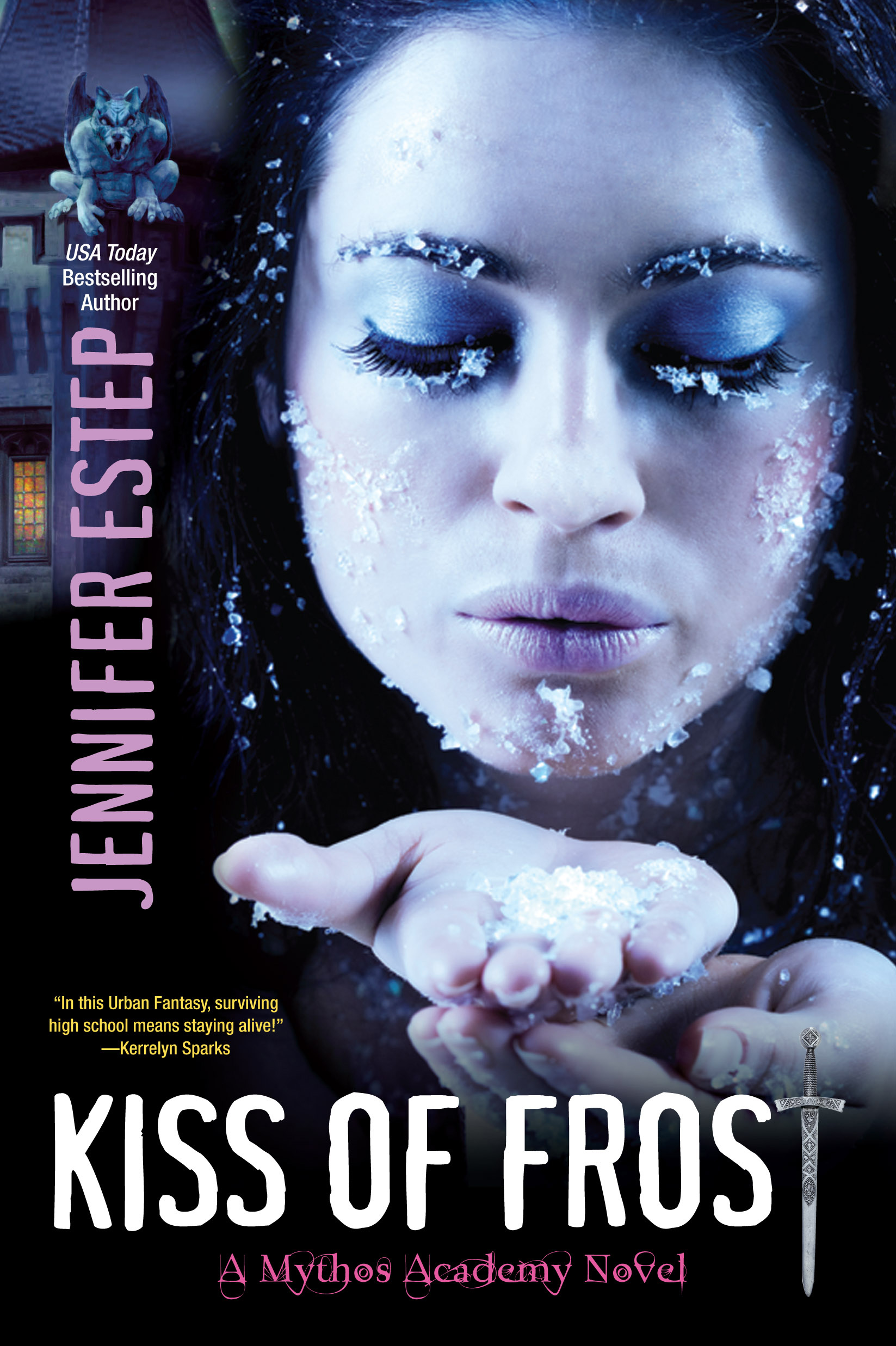 Cover Image of Kiss of Frost