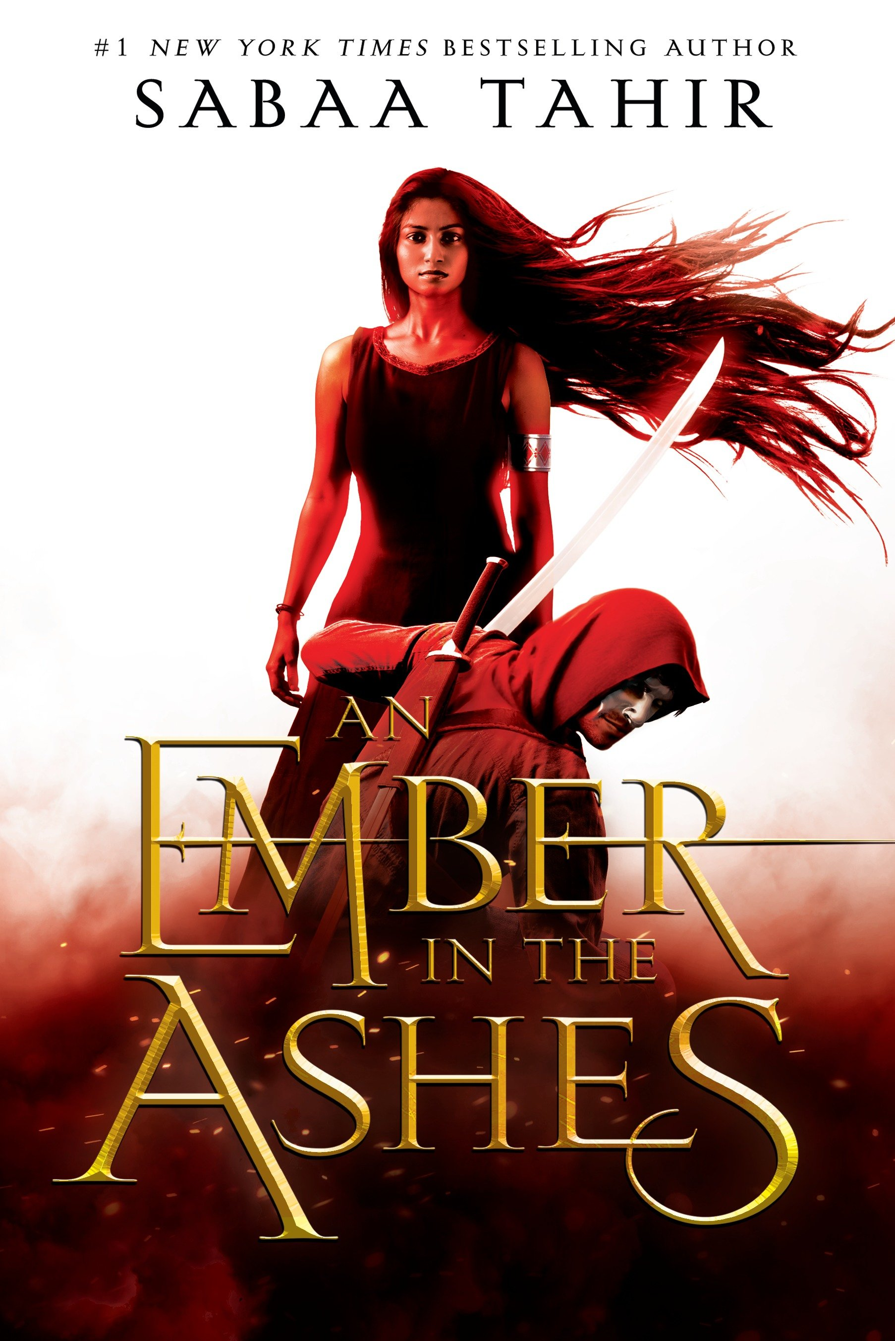 Cover image for An Ember in the Ashes [electronic resource] :