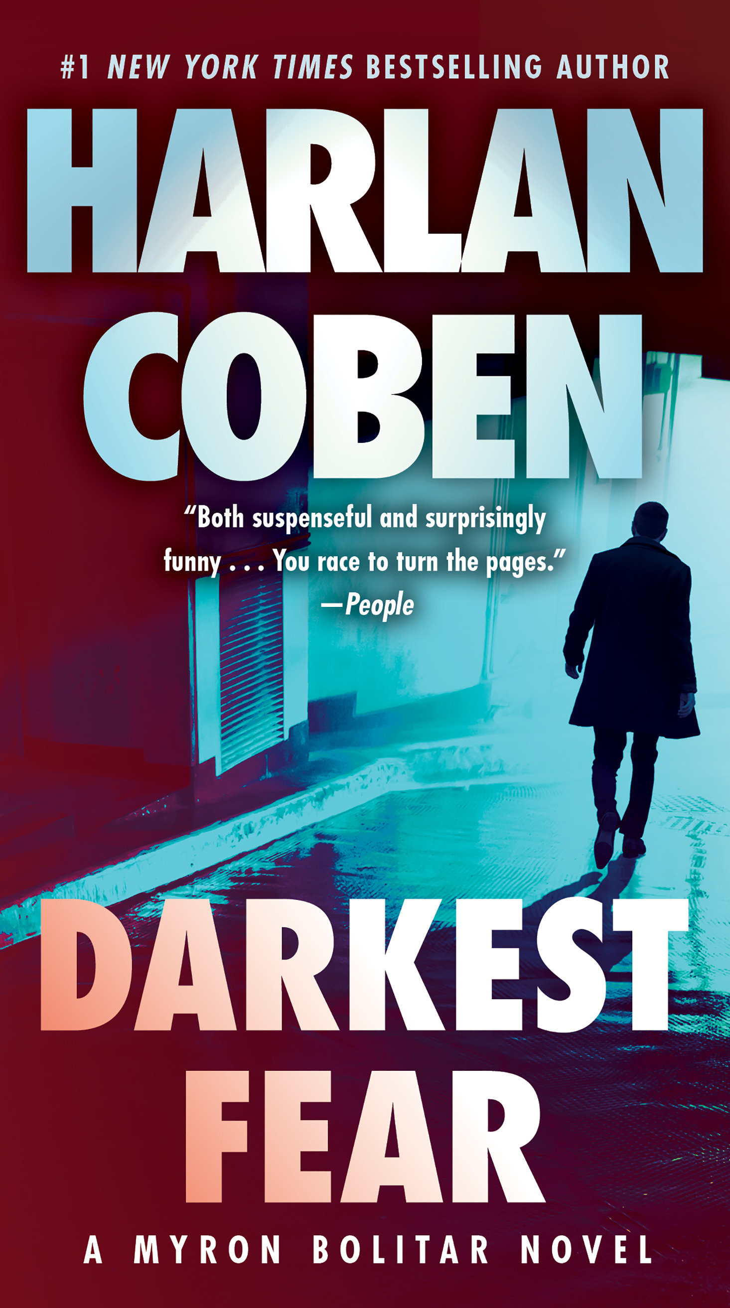Darkest fear cover image