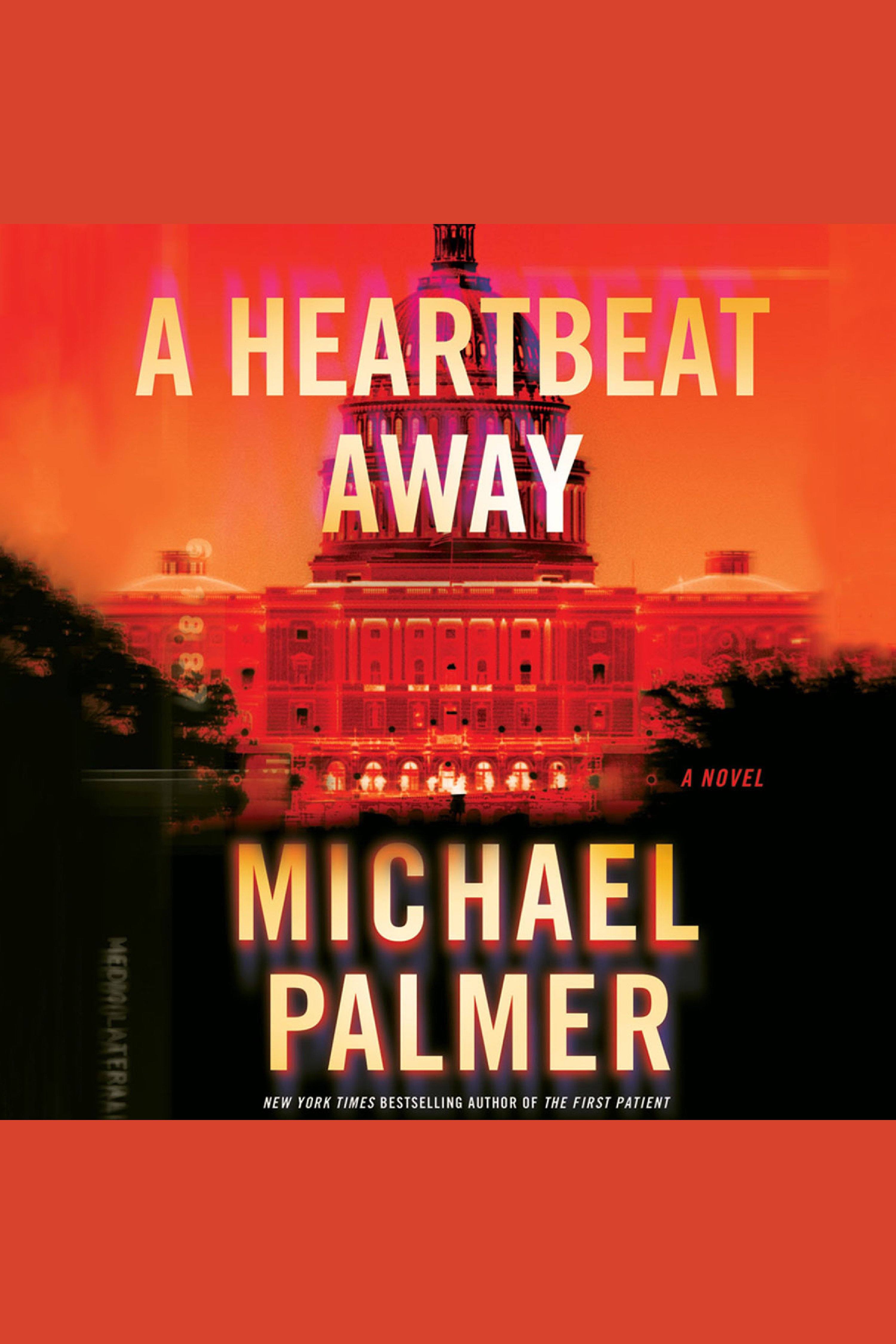 A heartbeat away cover image