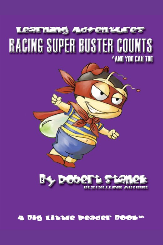 Racing Super Buster Counts and you can too cover image