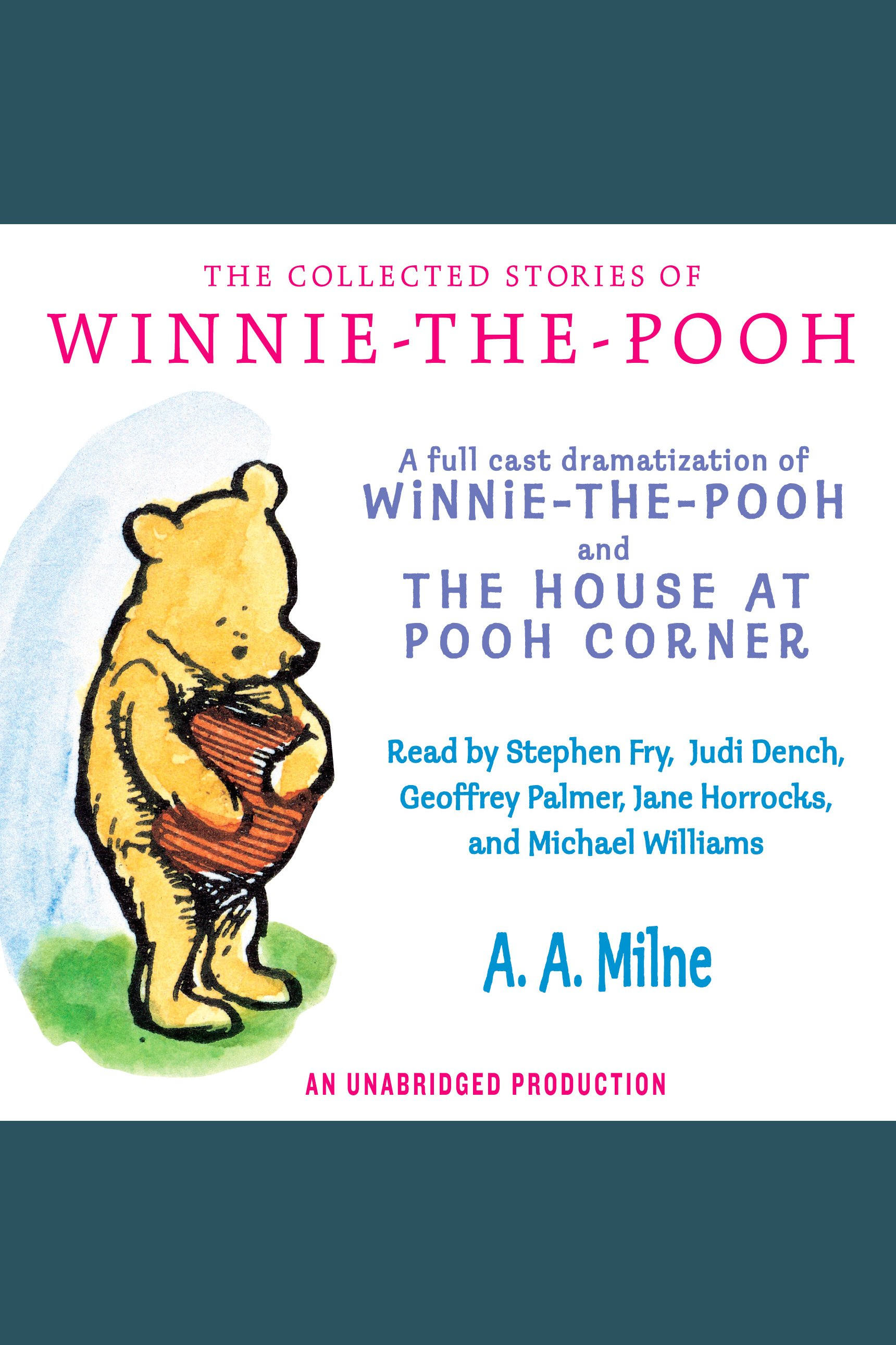 The collected stories of Winnie-the-Pooh cover image