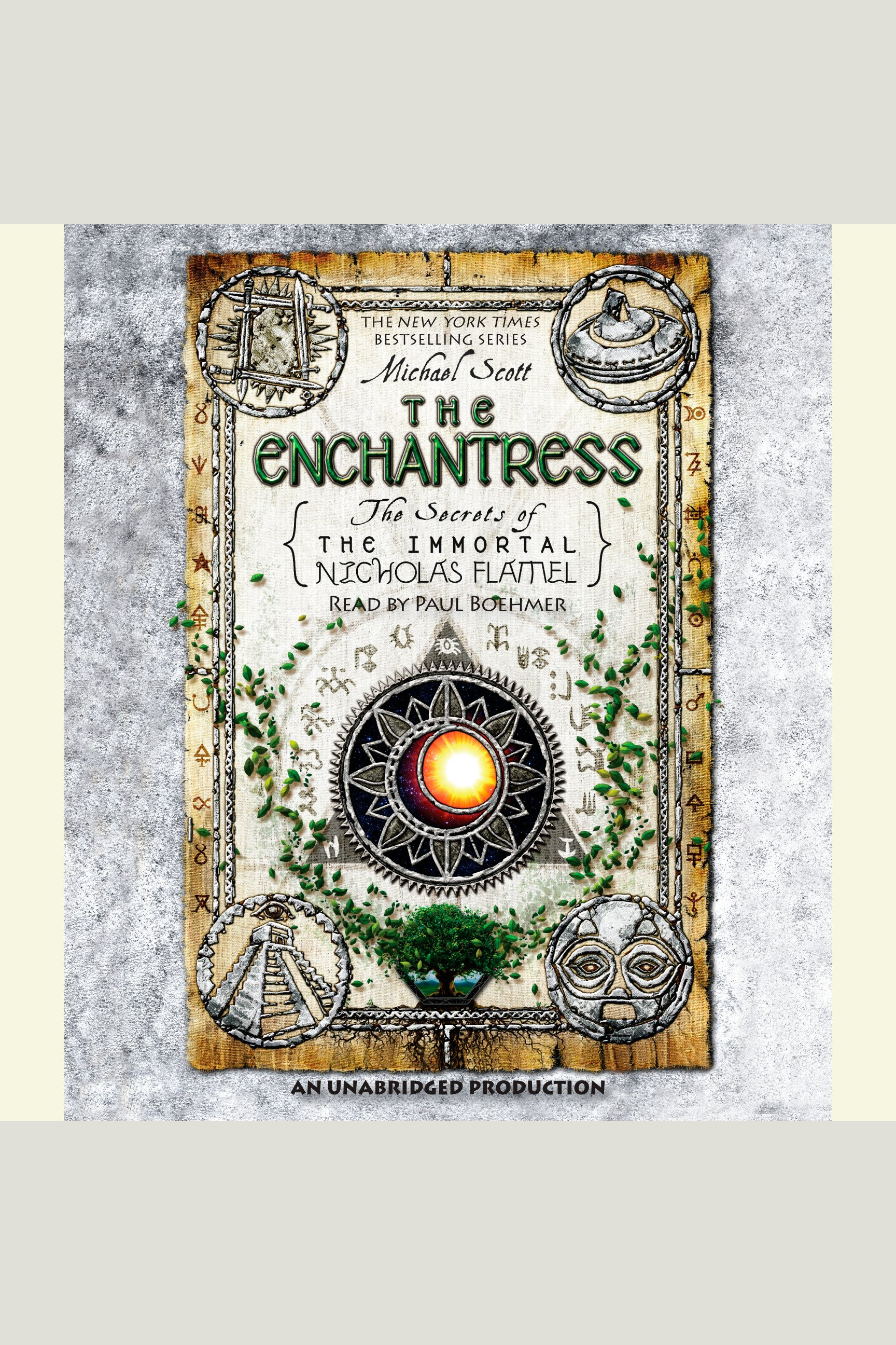 The enchantress cover image
