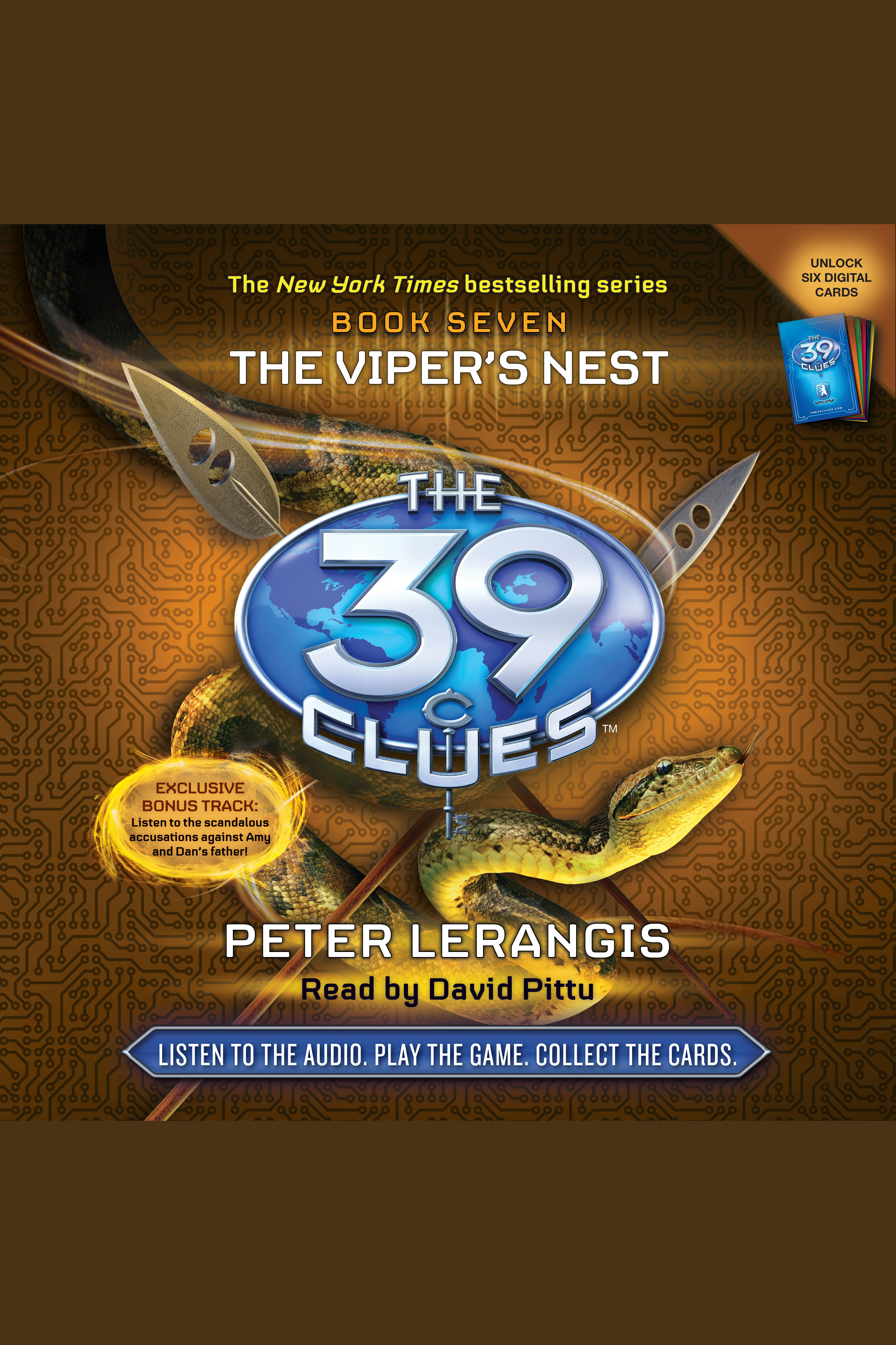 The viper's nest cover image